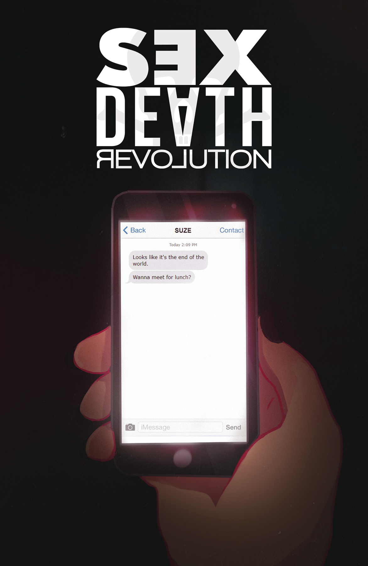 SEX DEATH REVOLUTION #4 (MR)