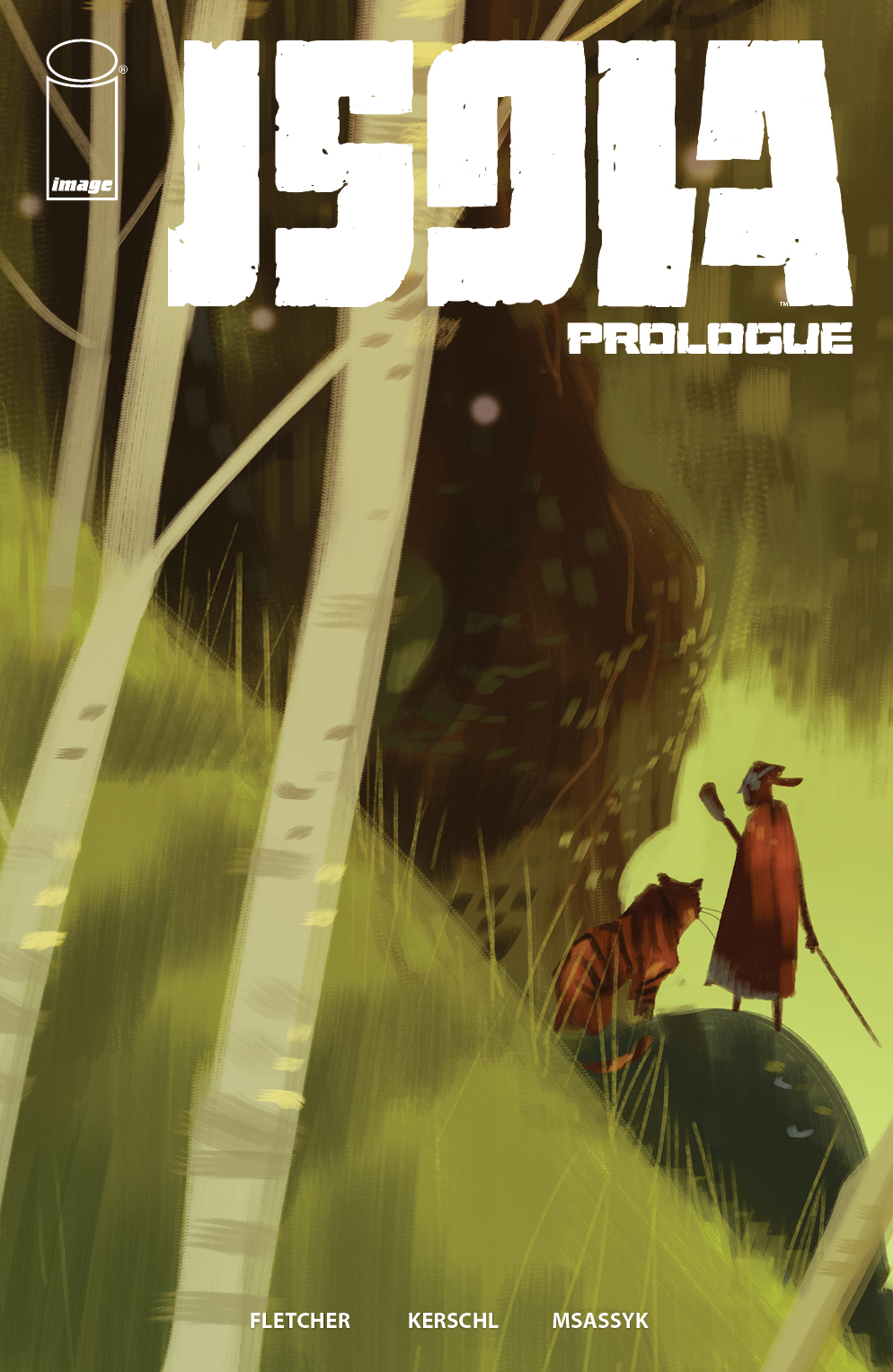 ISOLA PROLOGUE & BONUS MATERIAL (ONE-SHOT) (BUNDLE)