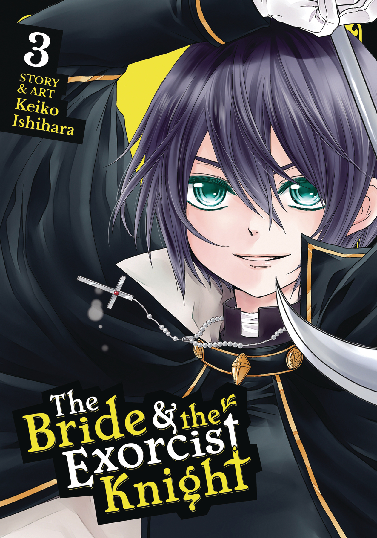 BRIDE & EXORCIST KNIGHT GN VOL 03