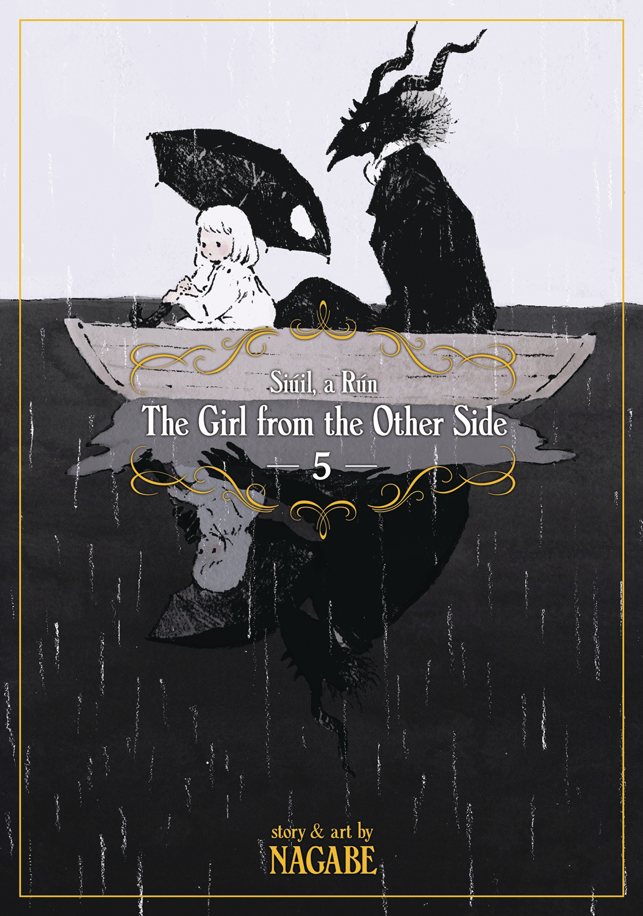 GIRL FROM OTHER SIDE SIUIL RUN GN VOL 06