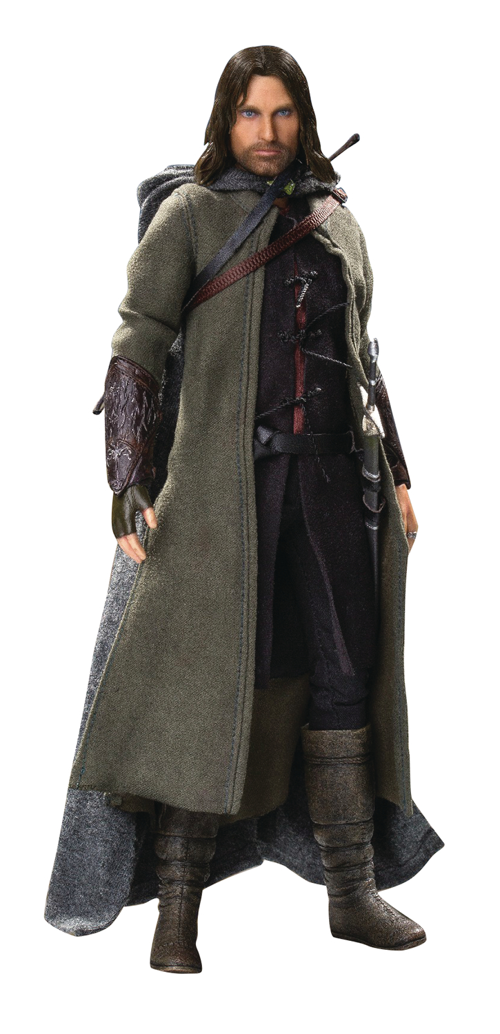 LORD OF THE RINGS ARAGORN 1/8 COLL AF DLX VER