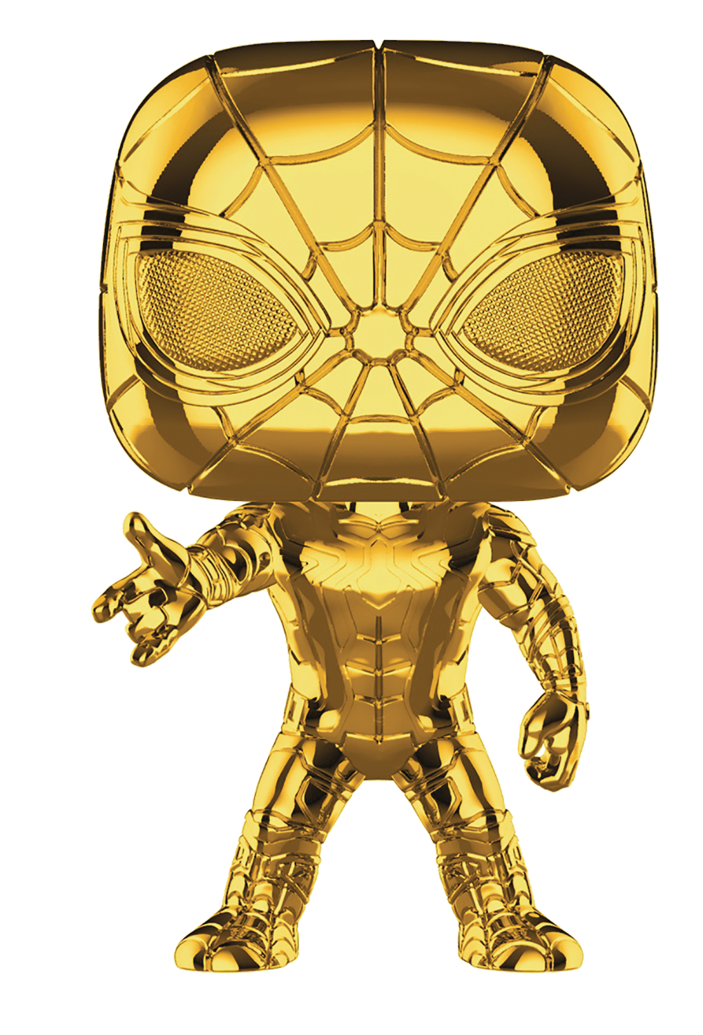POP MARVEL STUDIOS 10 IRON SPIDER VINYL FIG