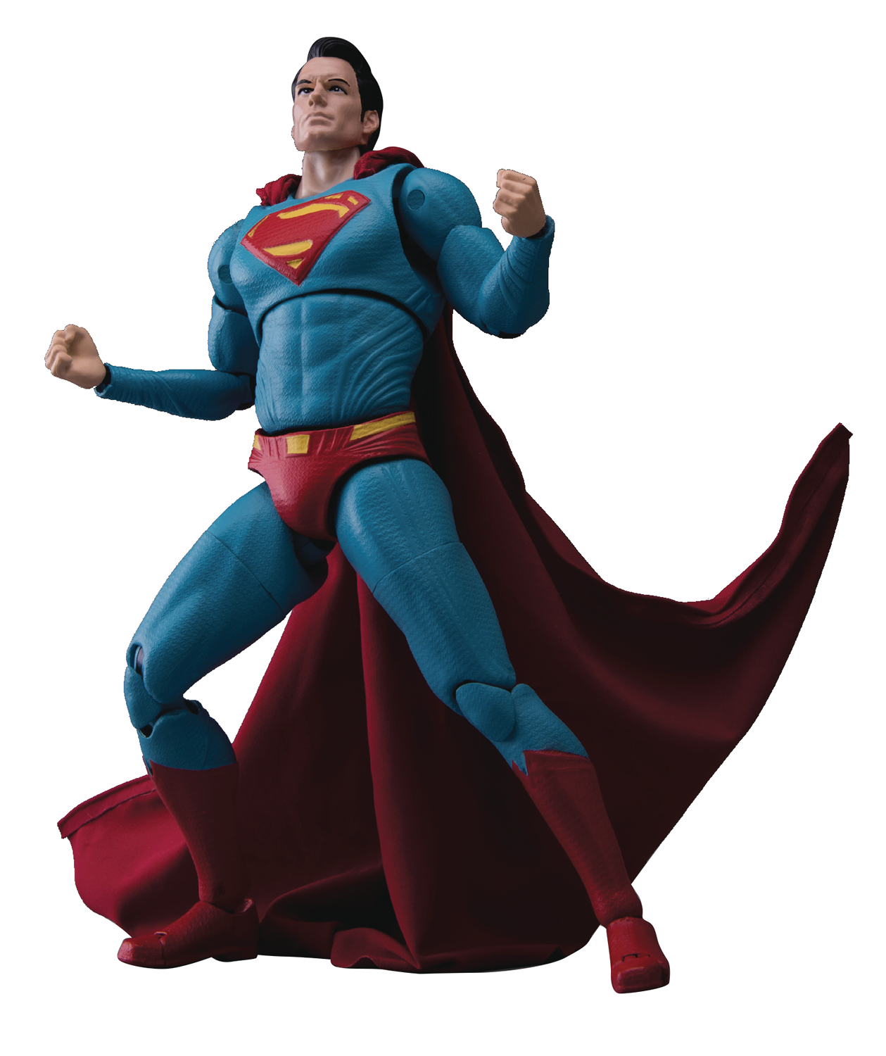 BVS DAH-003SP DYNAMIC 8CTION HEROES SUPERMAN PX AF COMIC VER