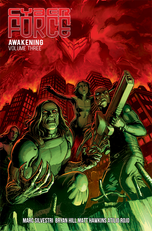 CYBER FORCE AWAKENING TP VOL 03 (MR)