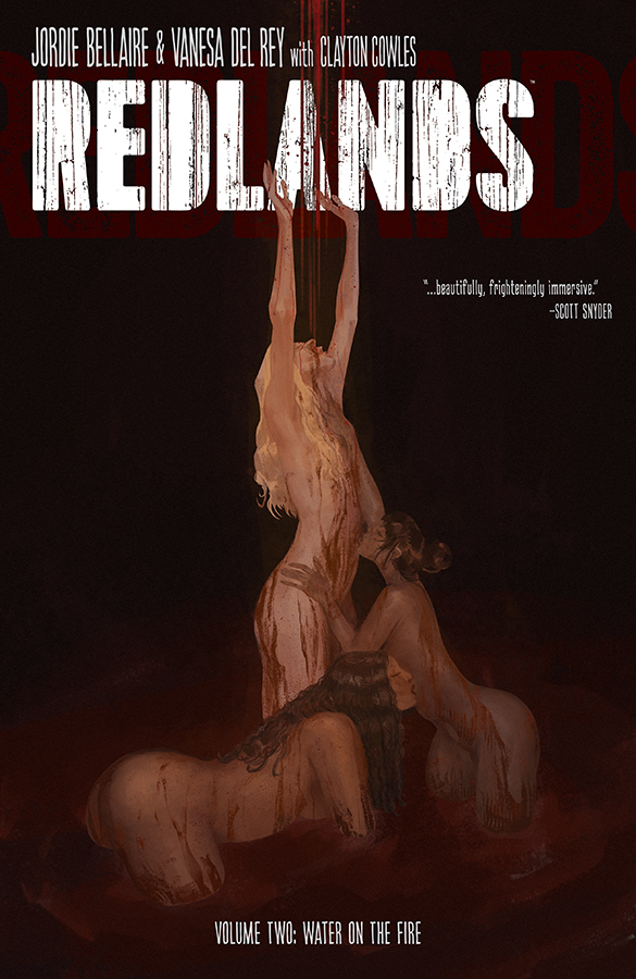 REDLANDS TP VOL 02 (MAR190125) (MR)