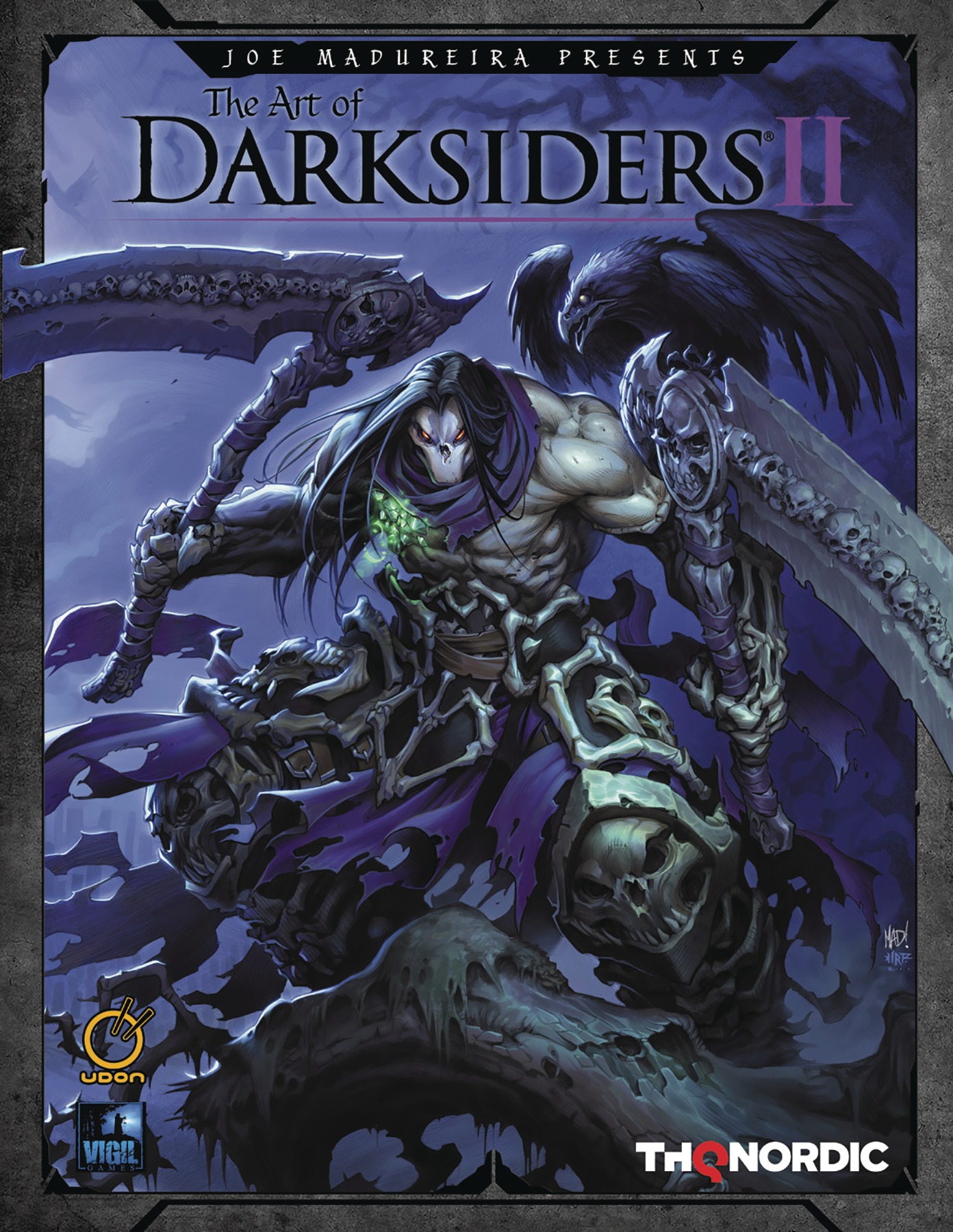 ART OF DARKSIDERS II HC (O/A)