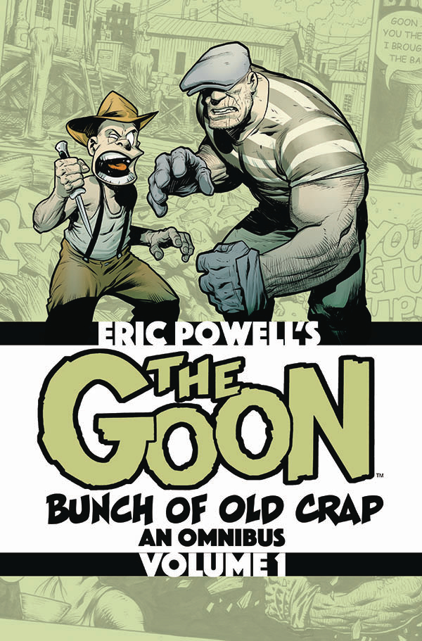 GOON BUNCH OF OLD CRAP TP VOL 01