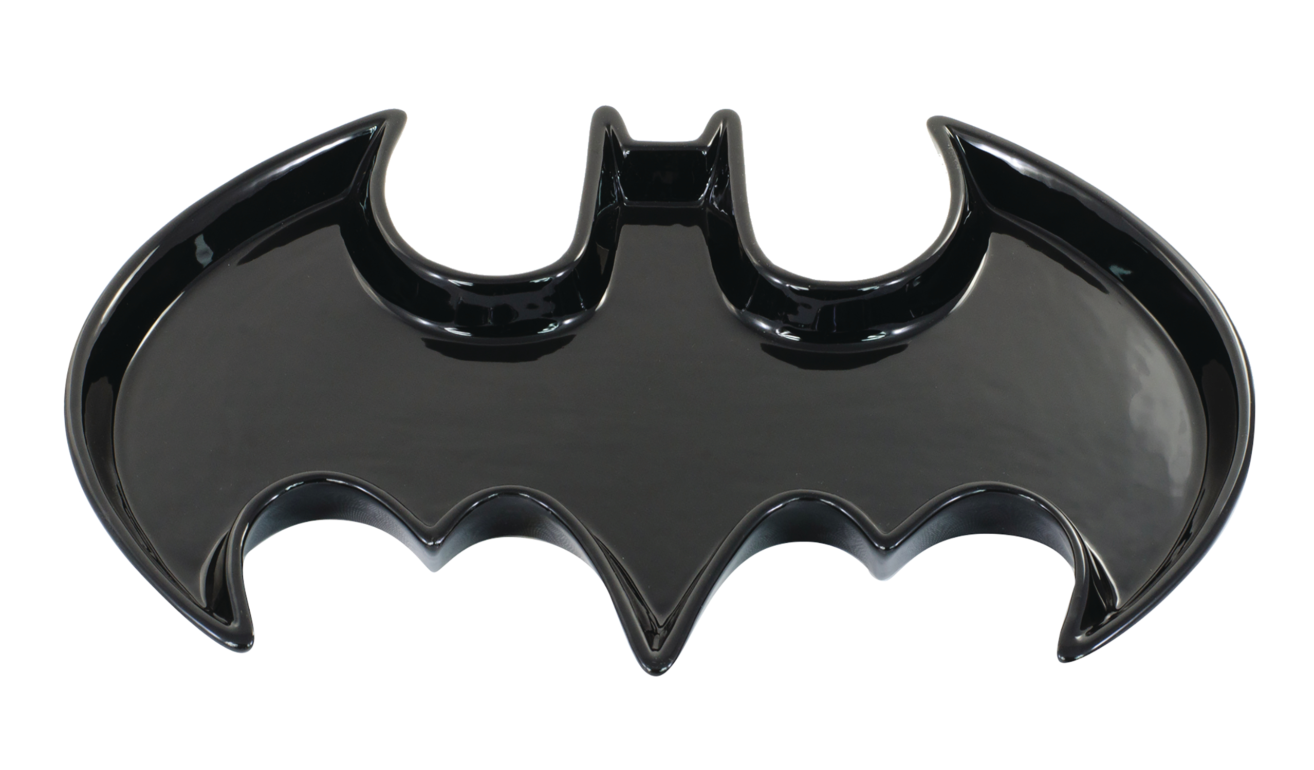 DC BATMAN CERAMIC PLATTER