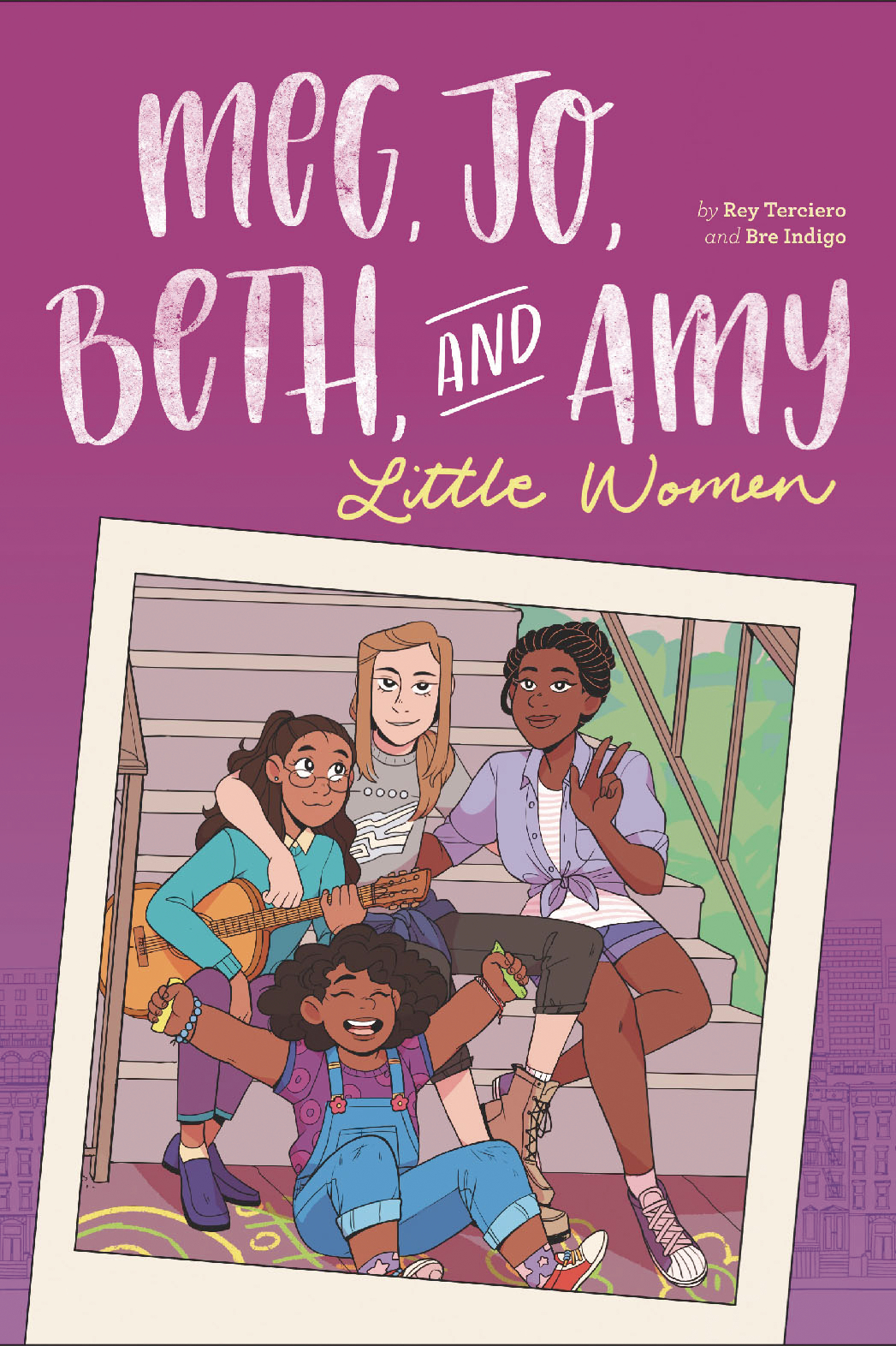 MEG JO BETH & AMY MODERN RETELLING LITTLE WOMEN GN