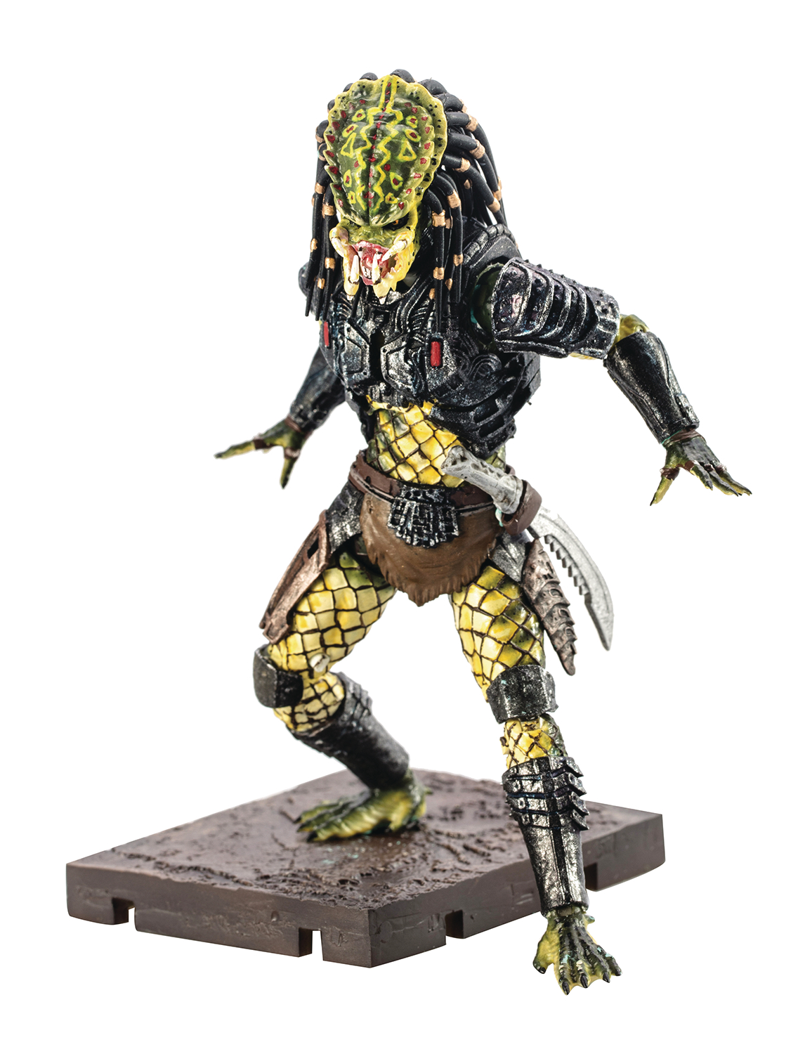 PREDATOR 2 LOST PREDATOR PX 1/18 SCALE FIG (AUG189257)
