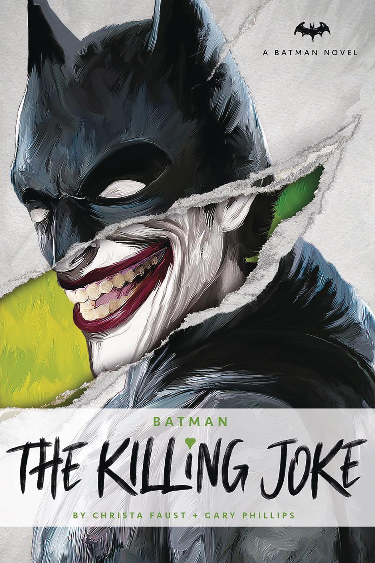 KILLING JOKE NOVEL SC