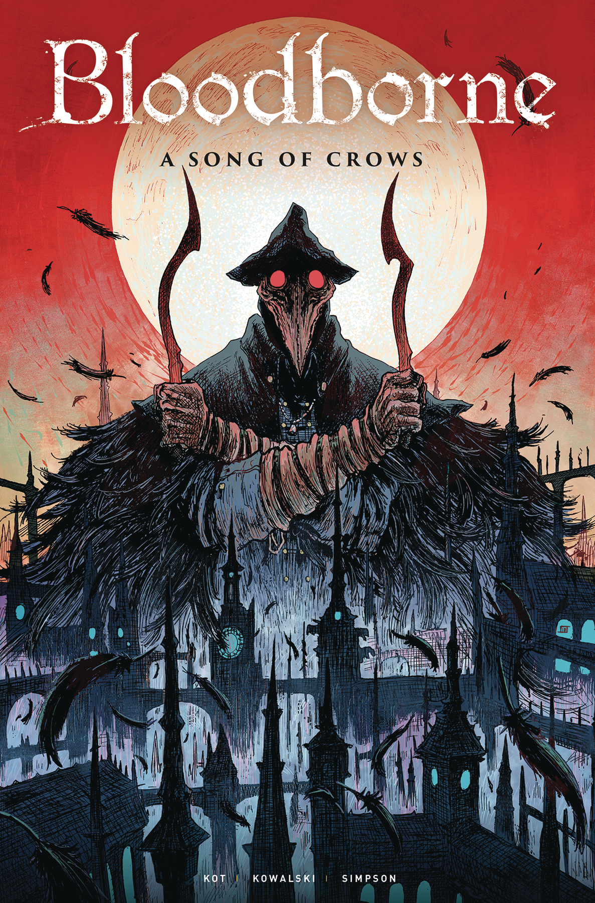 BLOODBORNE #9 SONG OF CROWS CVR A STOKELY (MR)
