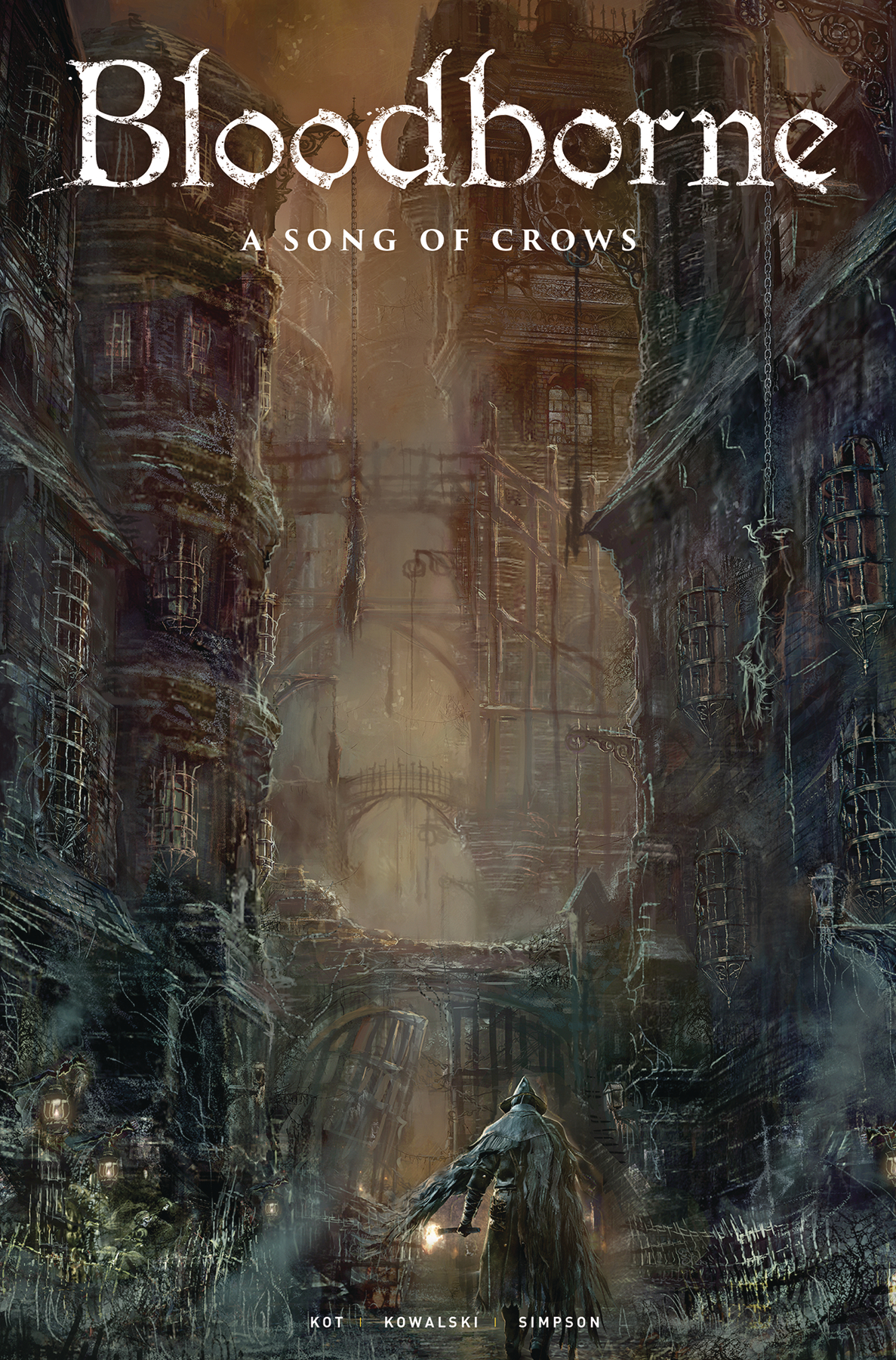 BLOODBORNE #9 SONG OF CROWS CVR C CONCEPT ART (MR)