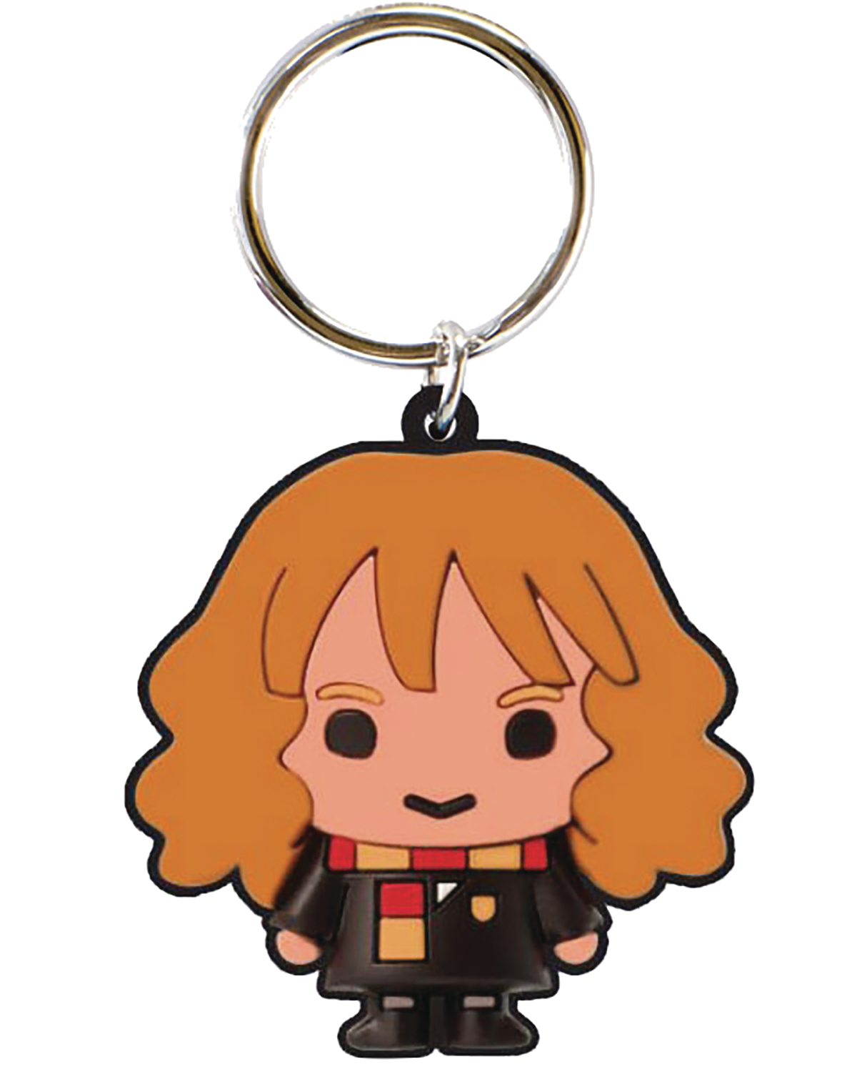 HARRY POTTER HERMIONE SOFT TOUCH PVC KEY RING
