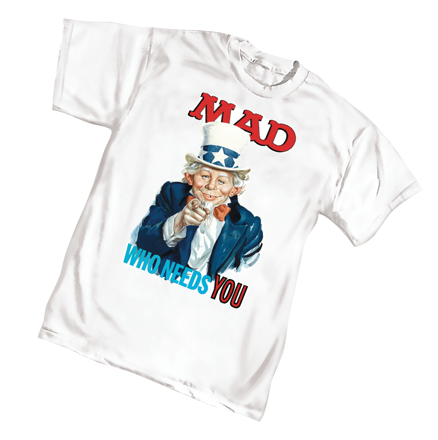 MAD NEEDS YOU T/S SM