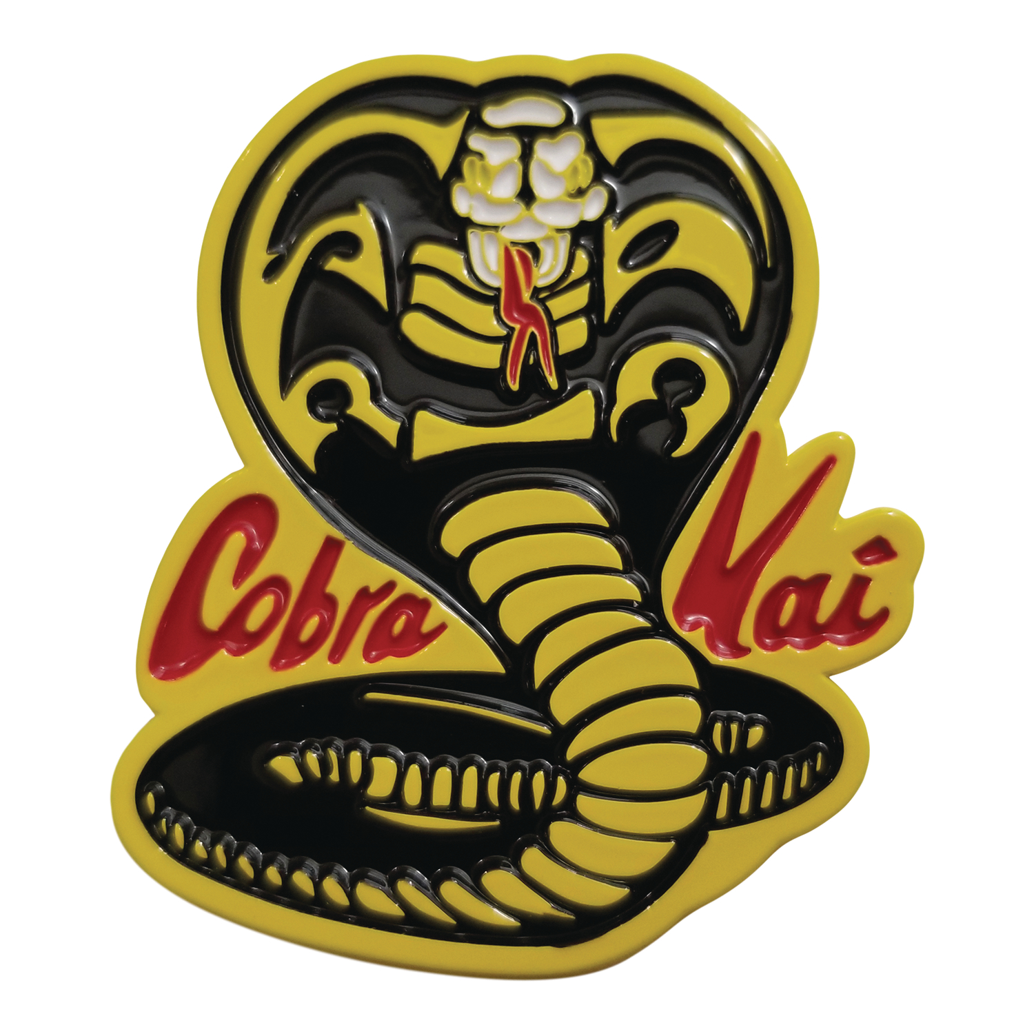 KARATE KID COBRA KAI LOGO ENAMEL PIN