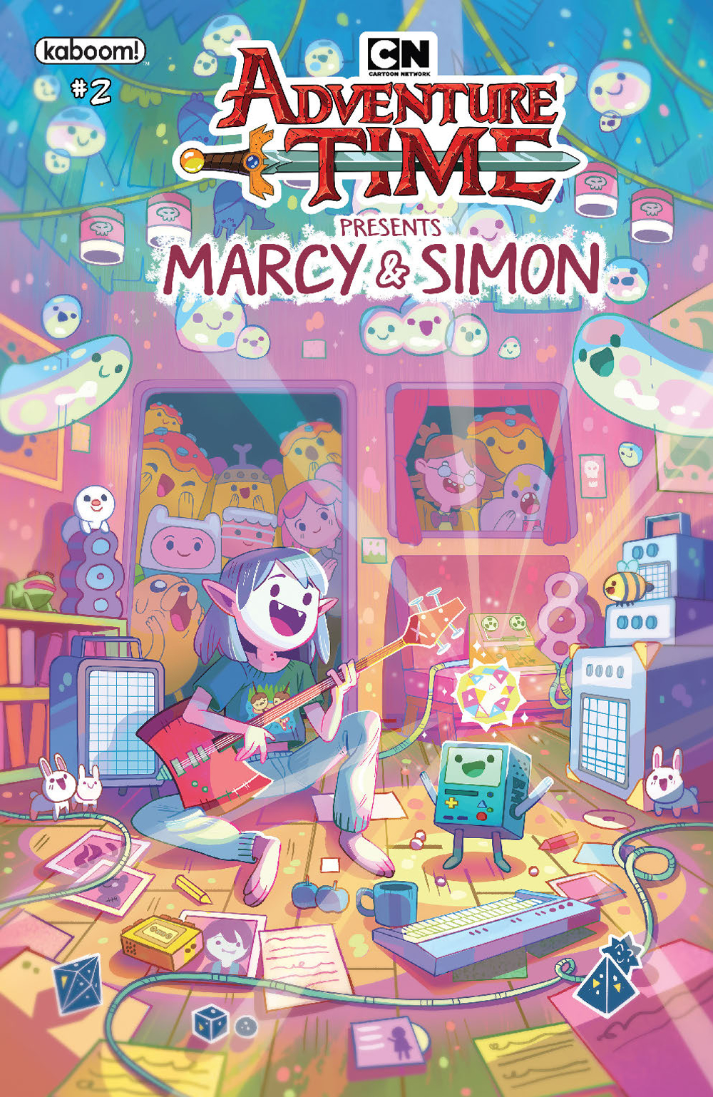ADVENTURE TIME MARCY & SIMON #2 (OF 6) PREORDER MARCY