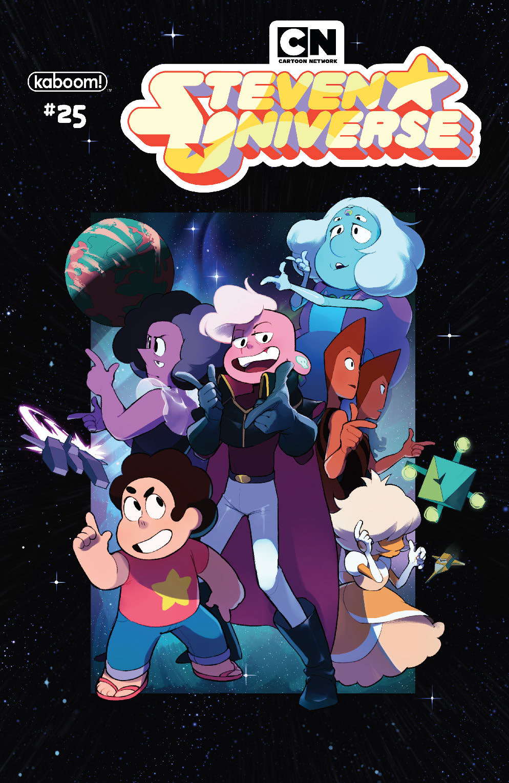 STEVEN UNIVERSE ONGOING #25 PREORDER PERRONE VAR