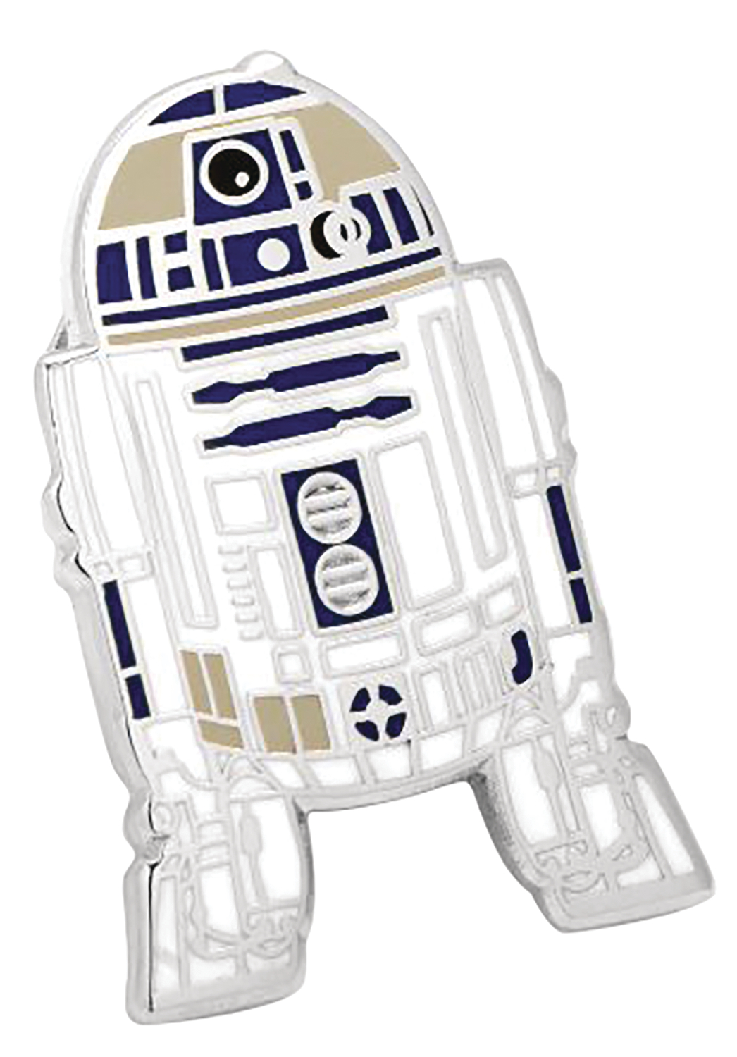 STAR WARS R2D2 LAPEL PIN