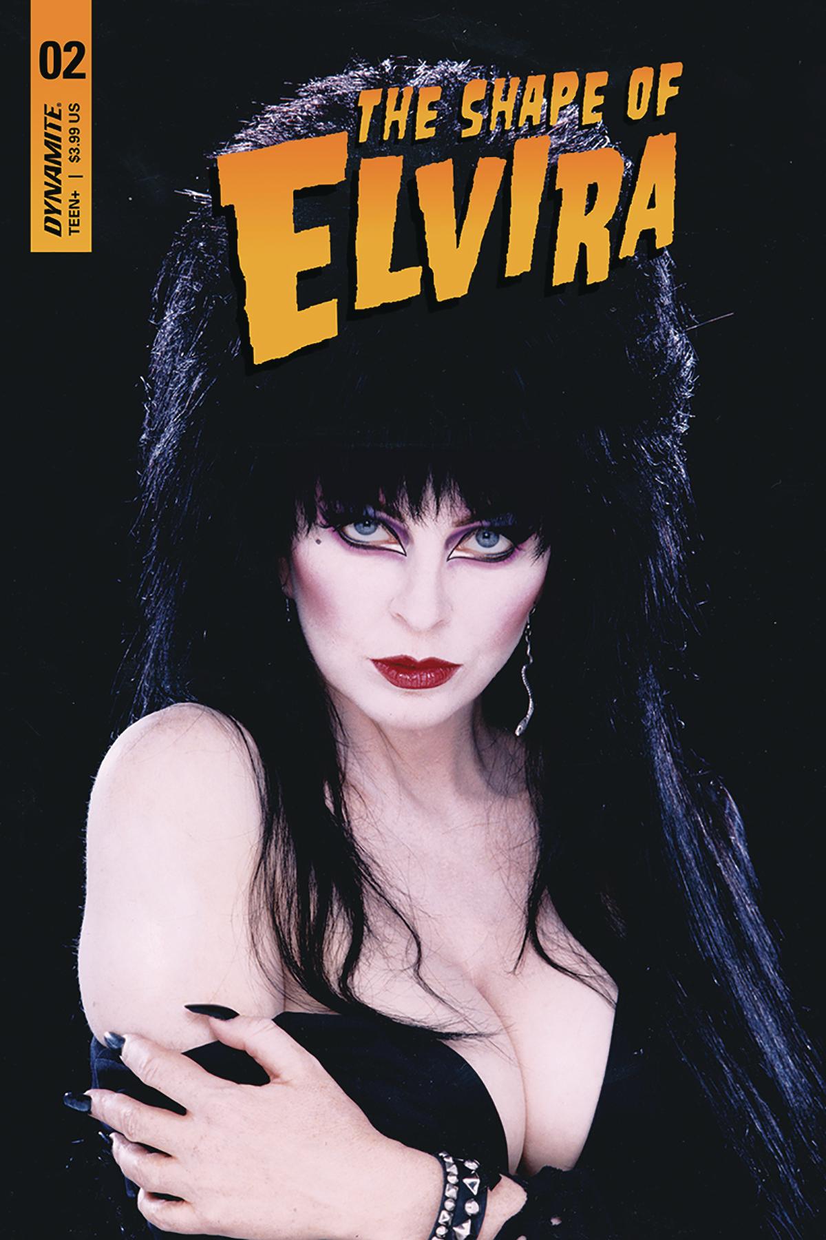 ELVIRA SHAPE OF ELVIRA #2 CVR D PHOTO