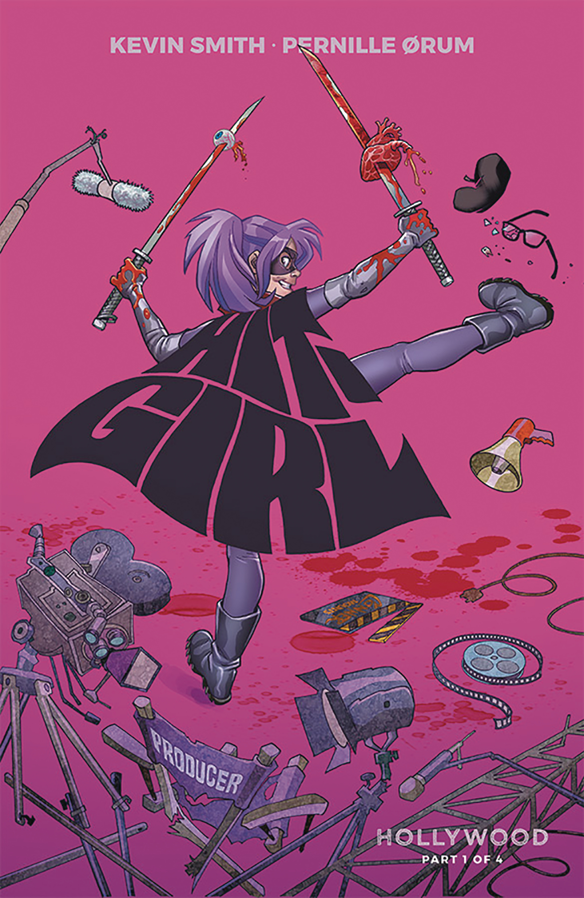 HIT-GIRL SEASON TWO #1 CVR C CONNER (MR)