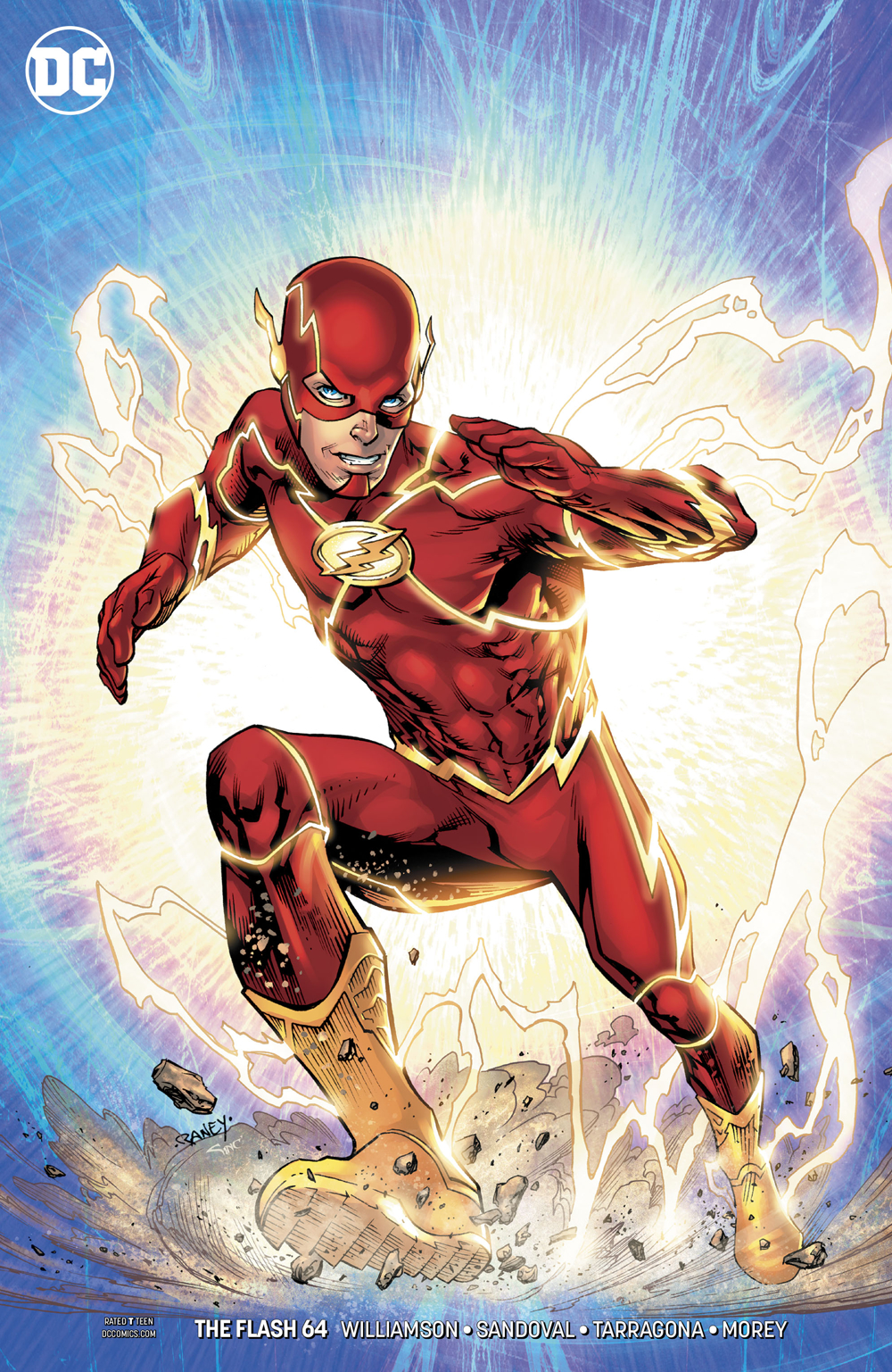 FLASH #64 VAR ED THE PRICE