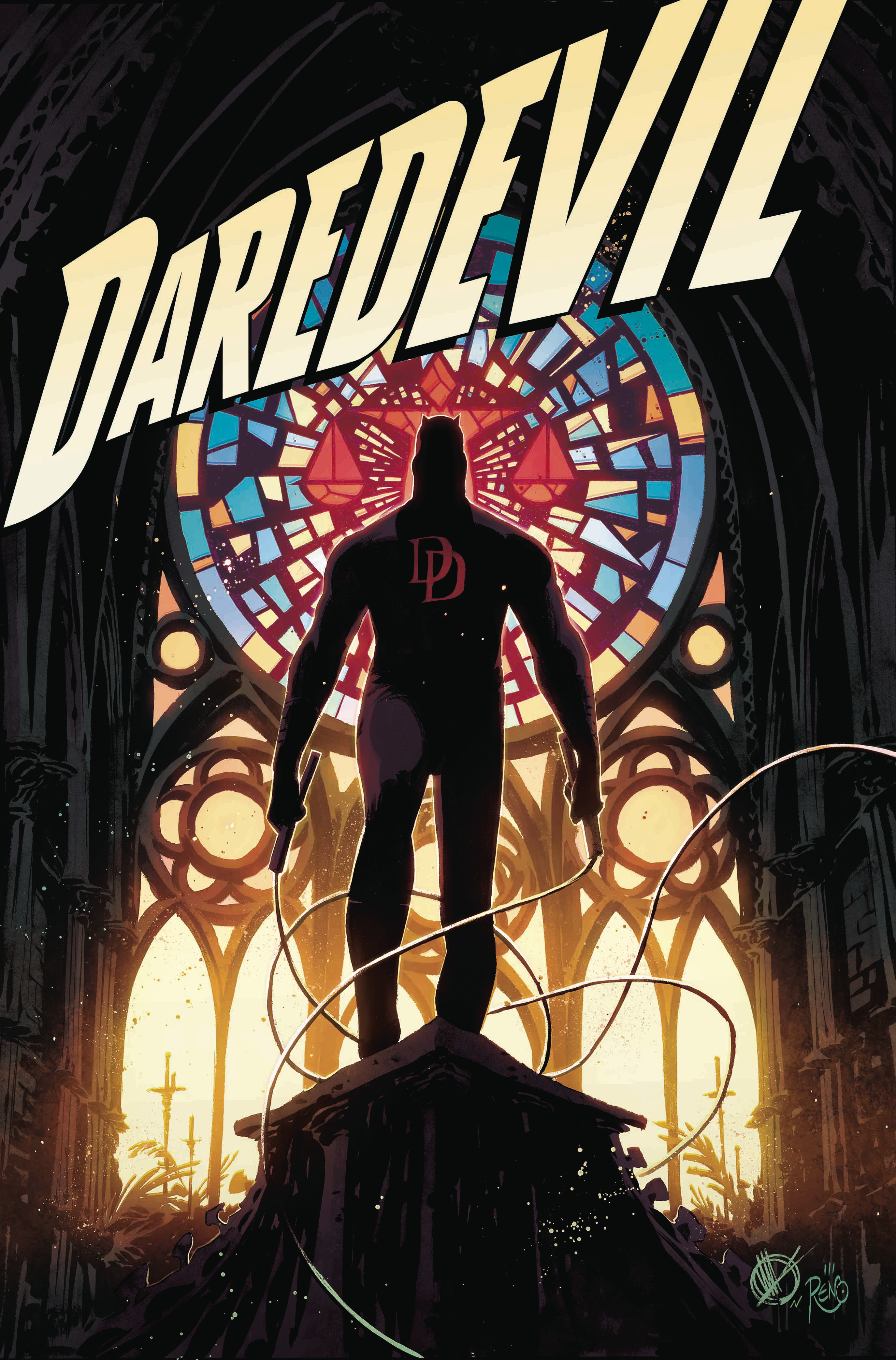 DAREDEVIL #2 SCALERA VAR
