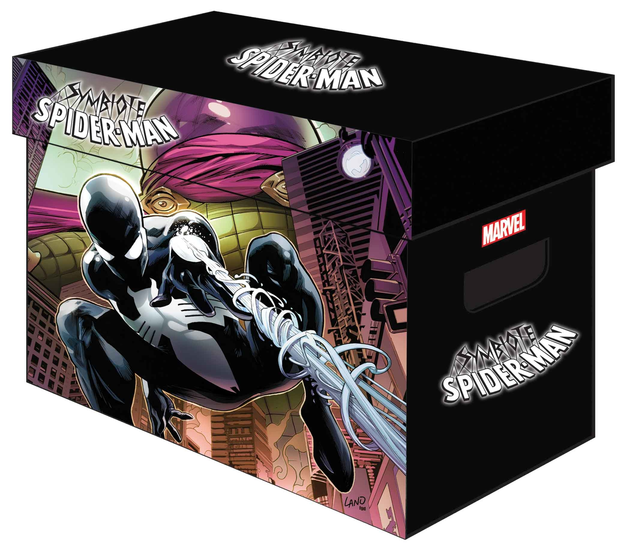 MARVEL GRAPHIC COMIC BOXES SPIDER-MAN (BUNDLE OF 5)