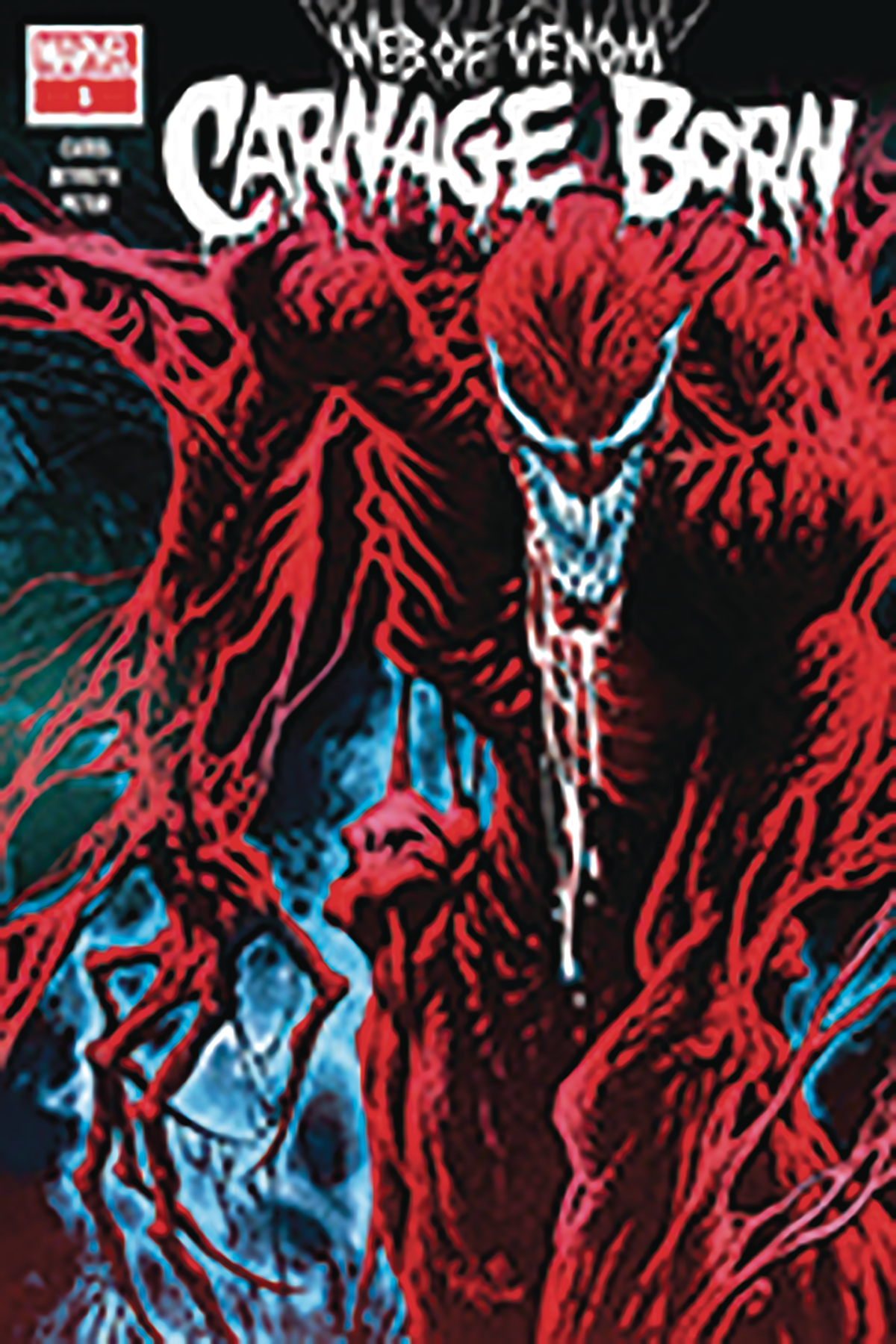 DF WEB OF VENOM CARNAGE #1 SGN CATES