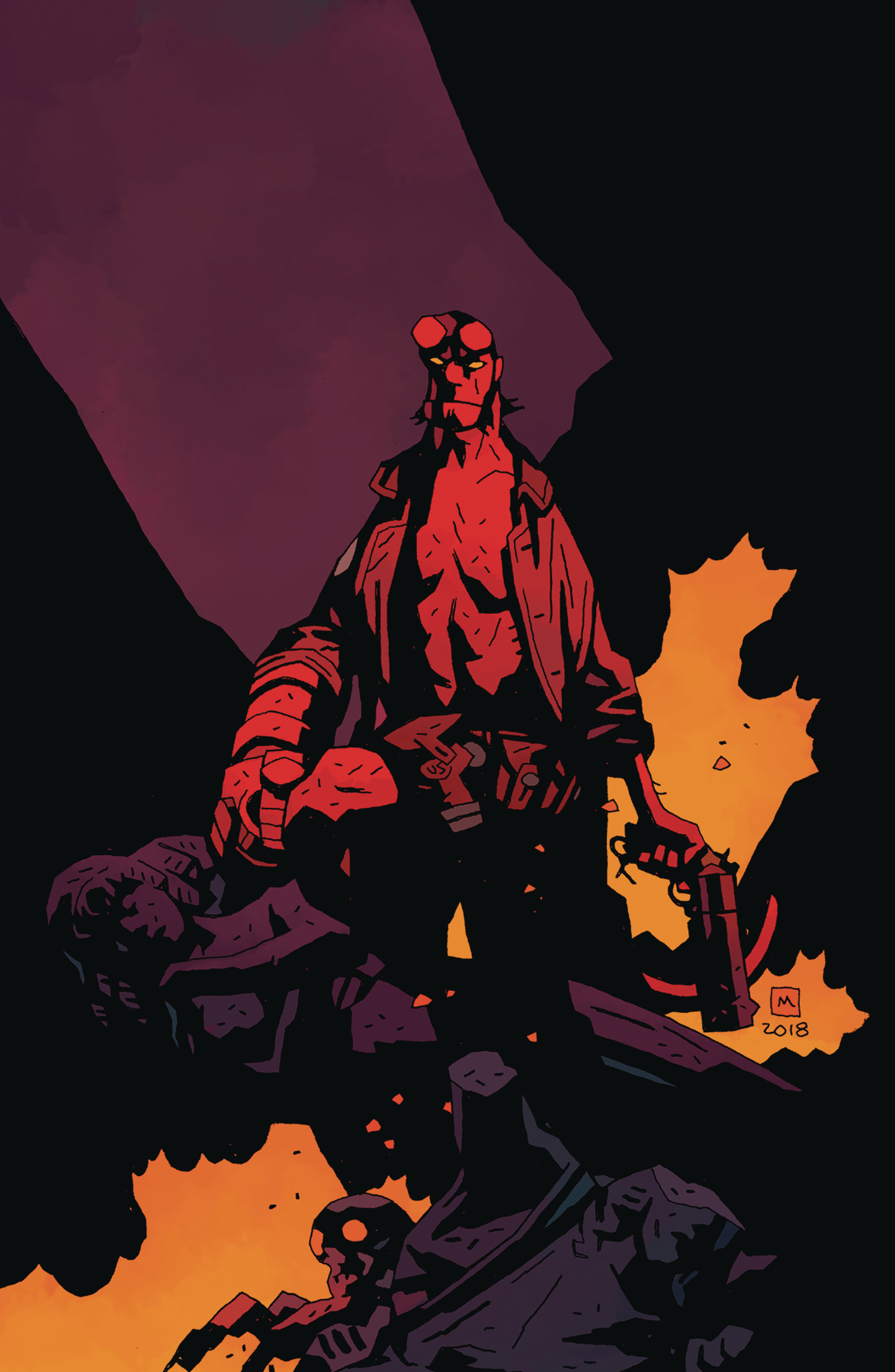 HELLBOY DAY 2019 SEED OF DESTRUCTION (BUNDLE OF 25)