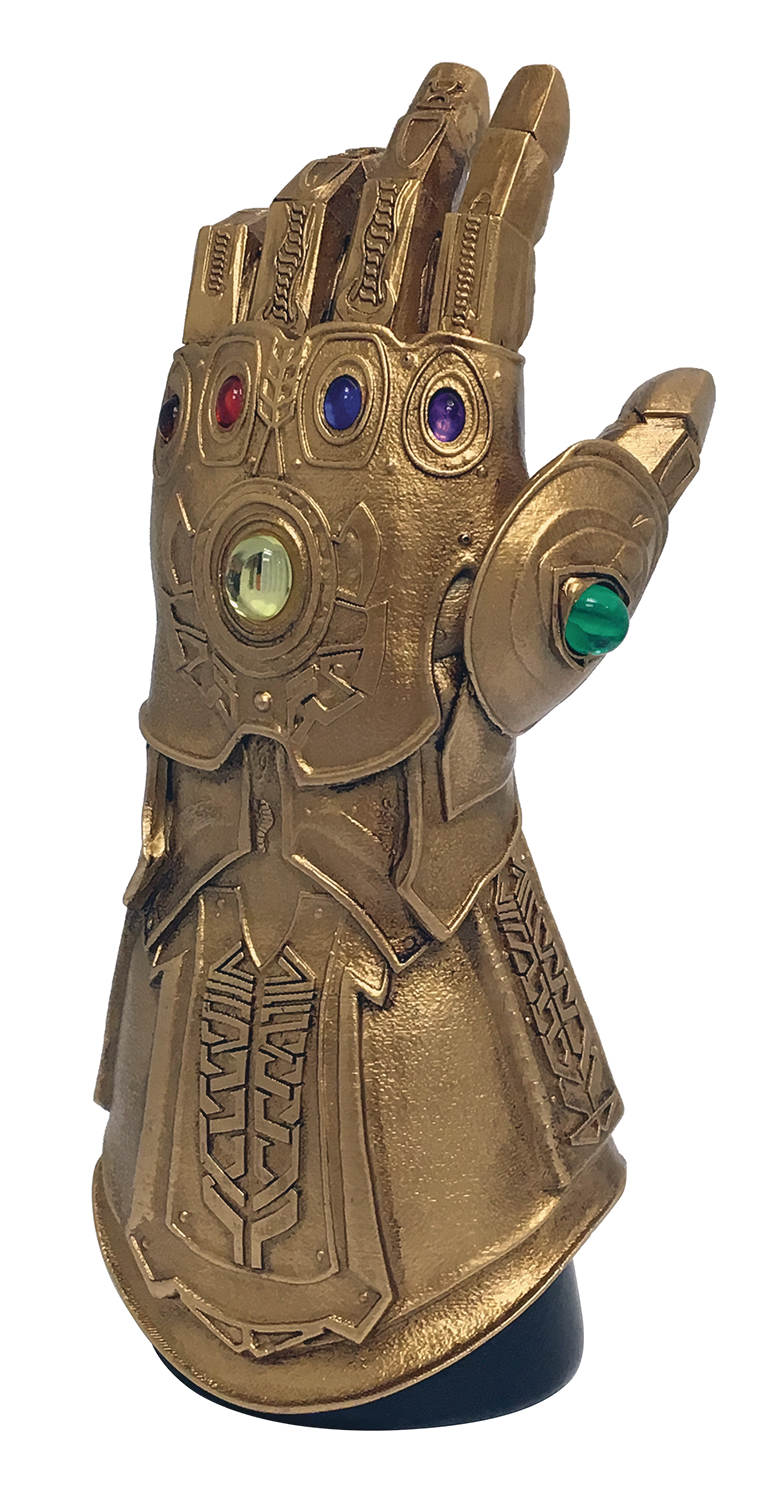 MARVEL CINEMATIC INFINITY GAUNTLET PX DESK MONUMENT