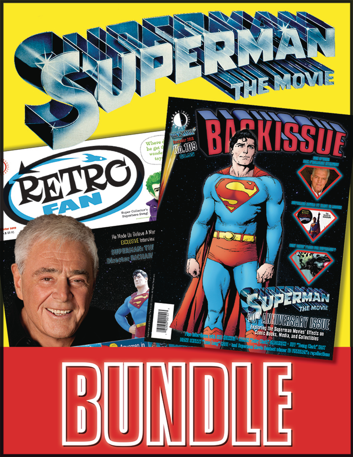 SUPERMAN MOVIE BUNDLE
