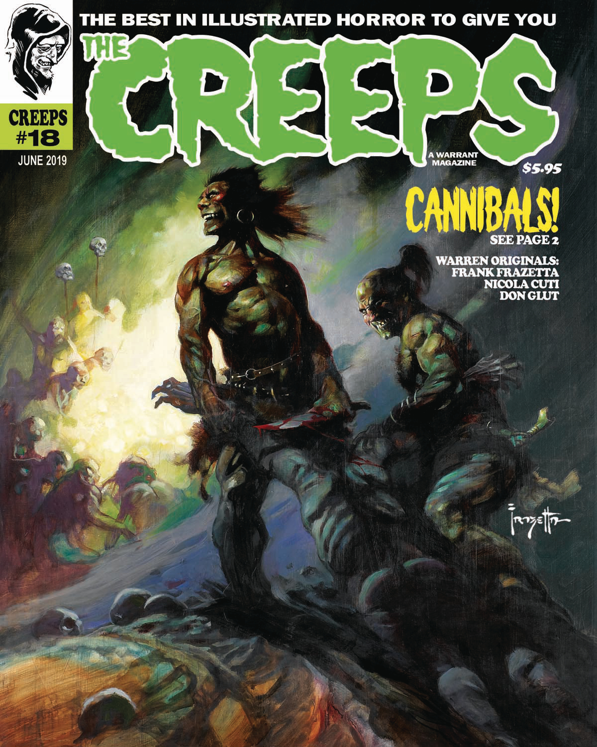 CREEPS #18 (MR)