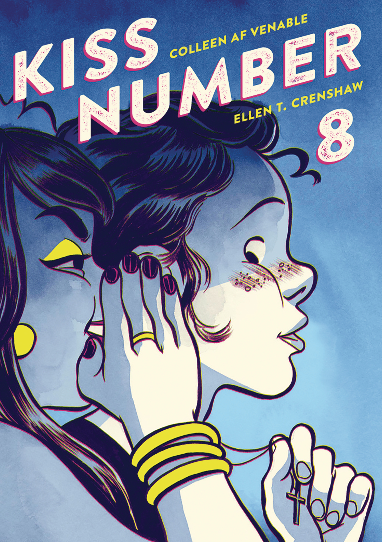 KISS NUMBER 8 HC GN (MR)