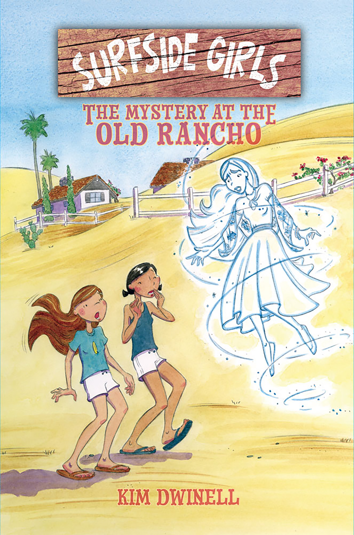 SURFSIDE GIRLS GN VOL 02 MYSTERY AT OLD RANCHO