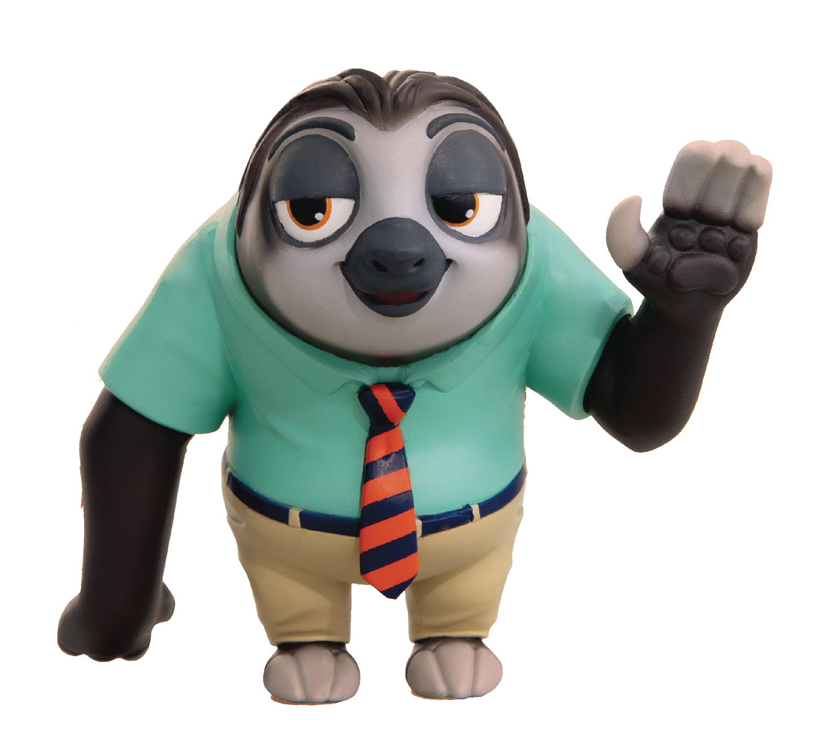 DISNEY ZOOTOPIA MEA-006 FLASH PX FIG