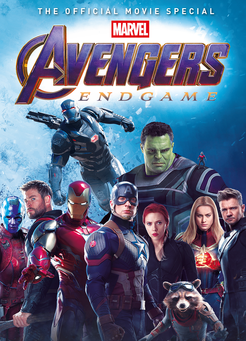 ROAD TO AVENGERS: ENDGAME: OFFICIAL MOVIE SPECIAL MAG PX