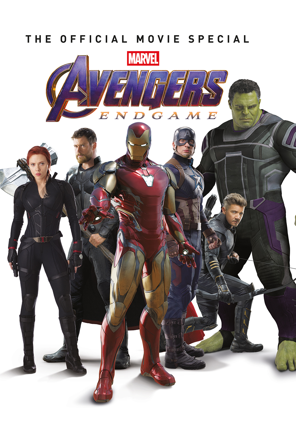 ROAD TO AVENGERS: ENDGAME: OFFICIAL MOVIE SPECIAL ED HC