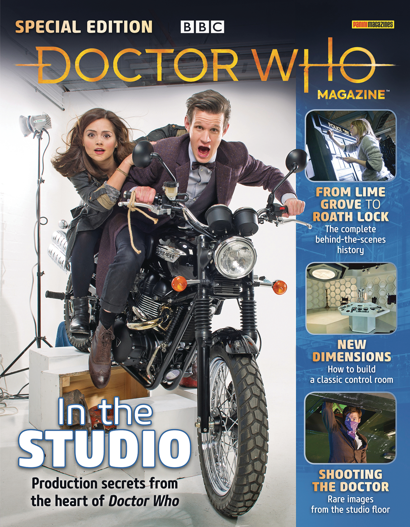 DOCTOR WHO MAGAZINE SPECIAL #52