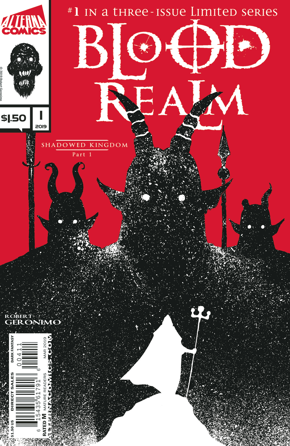 BLOOD REALM VOL 2 #1 (OF 3) (MR)