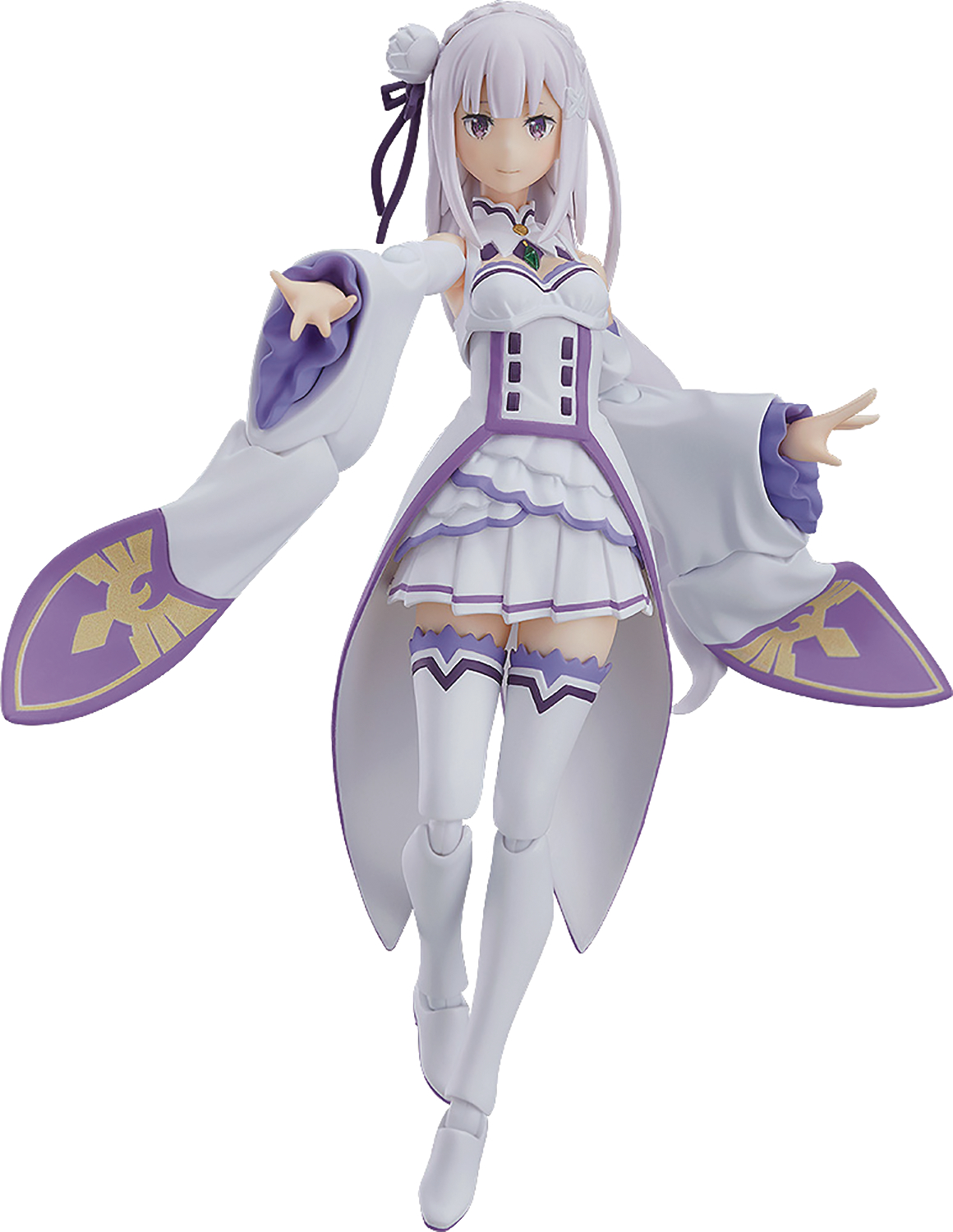 RE ZERO STARTING LIFE IN ANOTHER WORLD EMILIA FIGMA AF