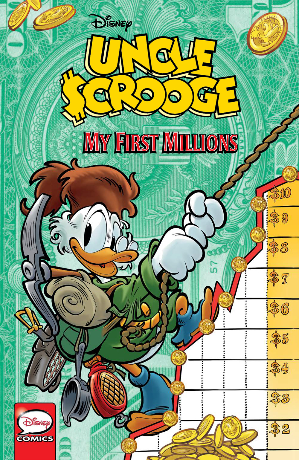 UNCLE SCROOGE MY FIRST MILLIONS TP