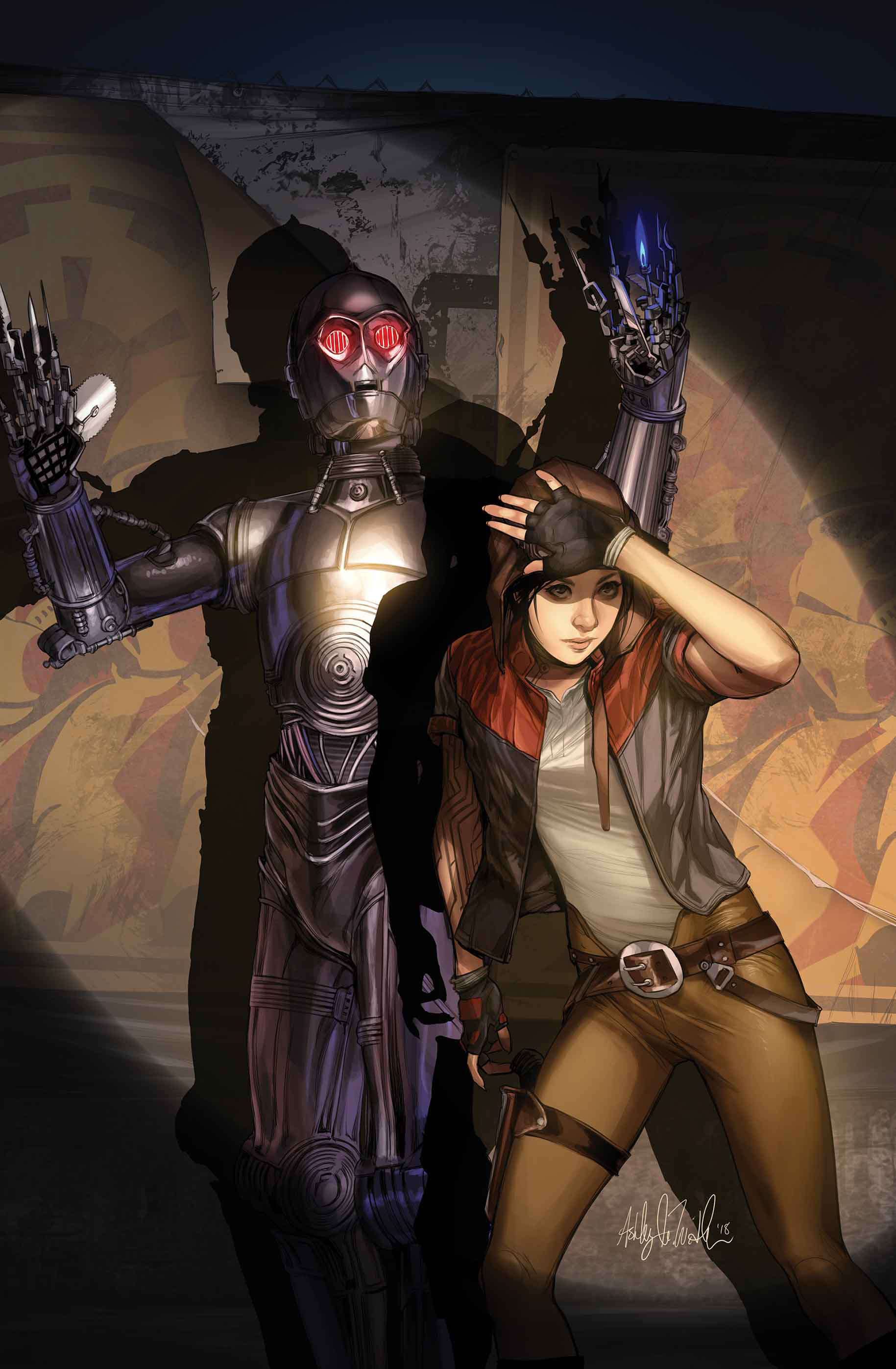 STAR WARS DOCTOR APHRA #30