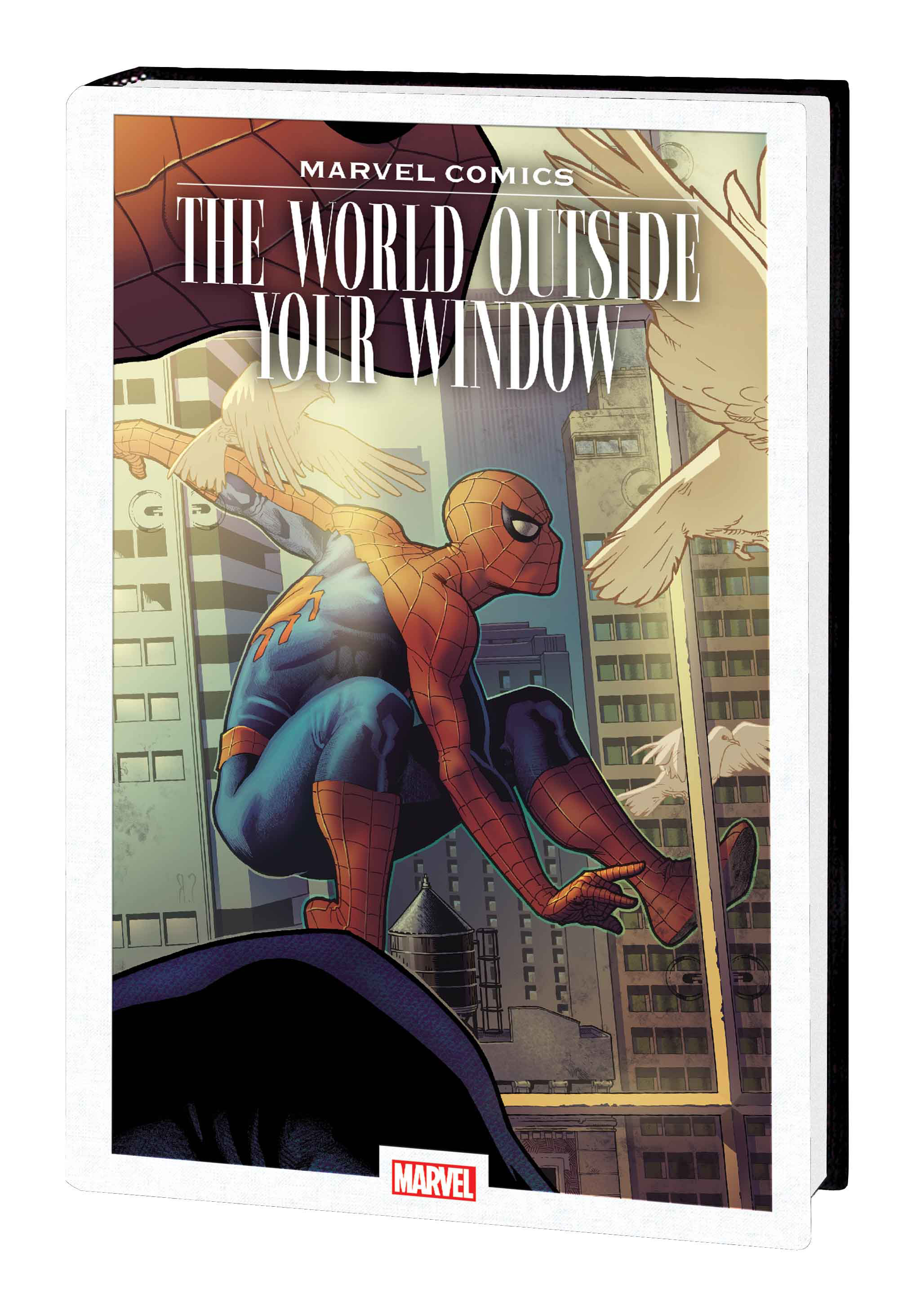 MARVEL COMICS HC WORLD OUTSIDE YOUR WINDOW