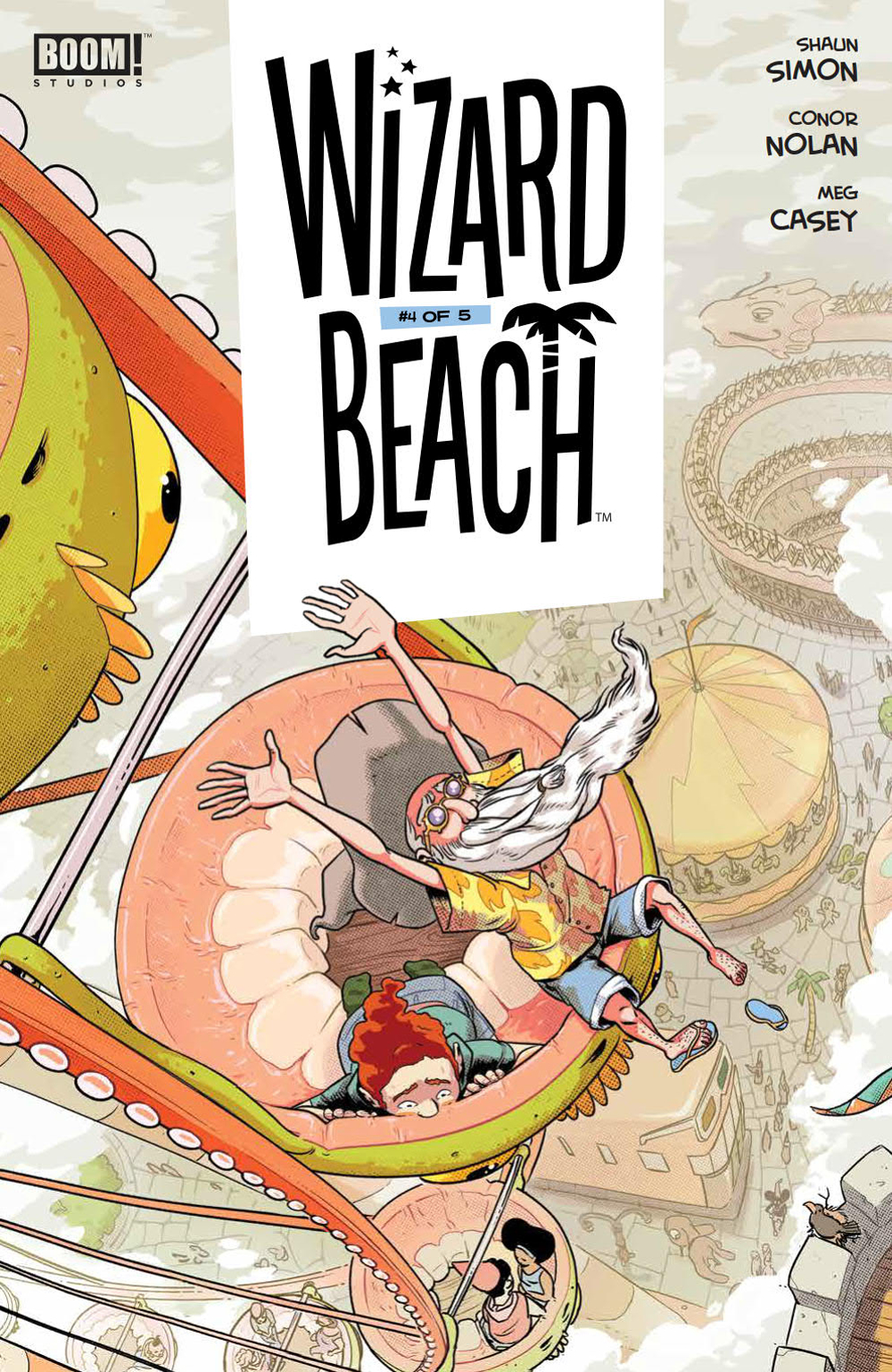 WIZARD BEACH #4 (OF 5)