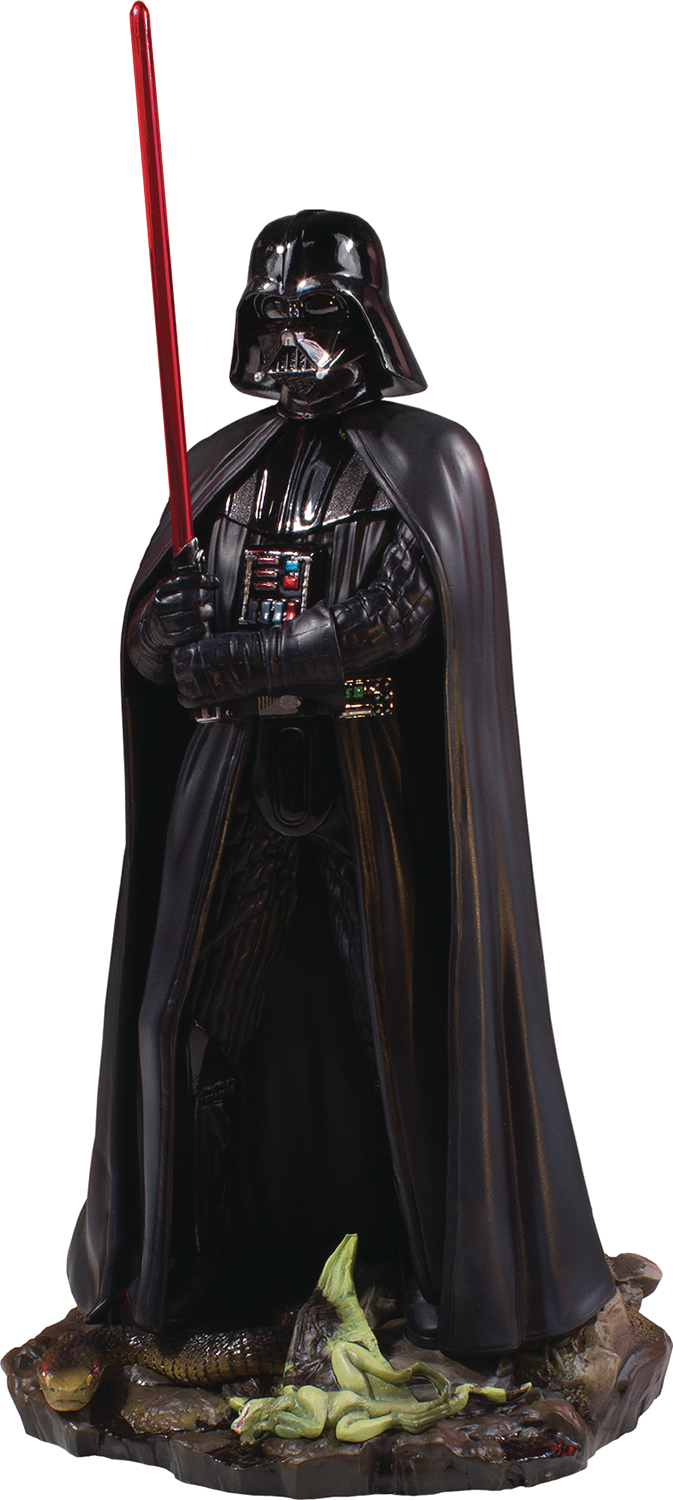 SW DARTH VADER EMPIRE STRIKES BACK 1/8 SCALE STATUE (O/A) (C
