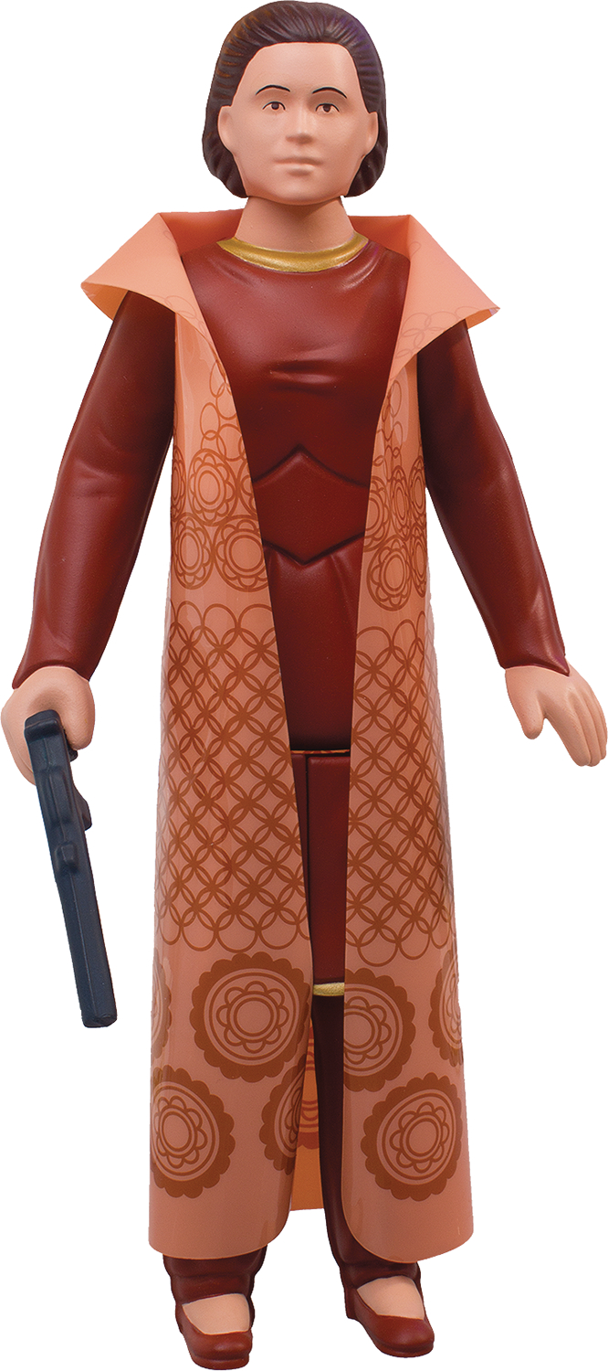 SW KENNER-INSPIRED LEIA ORGANA BESPIN GOWN JUMBO AF