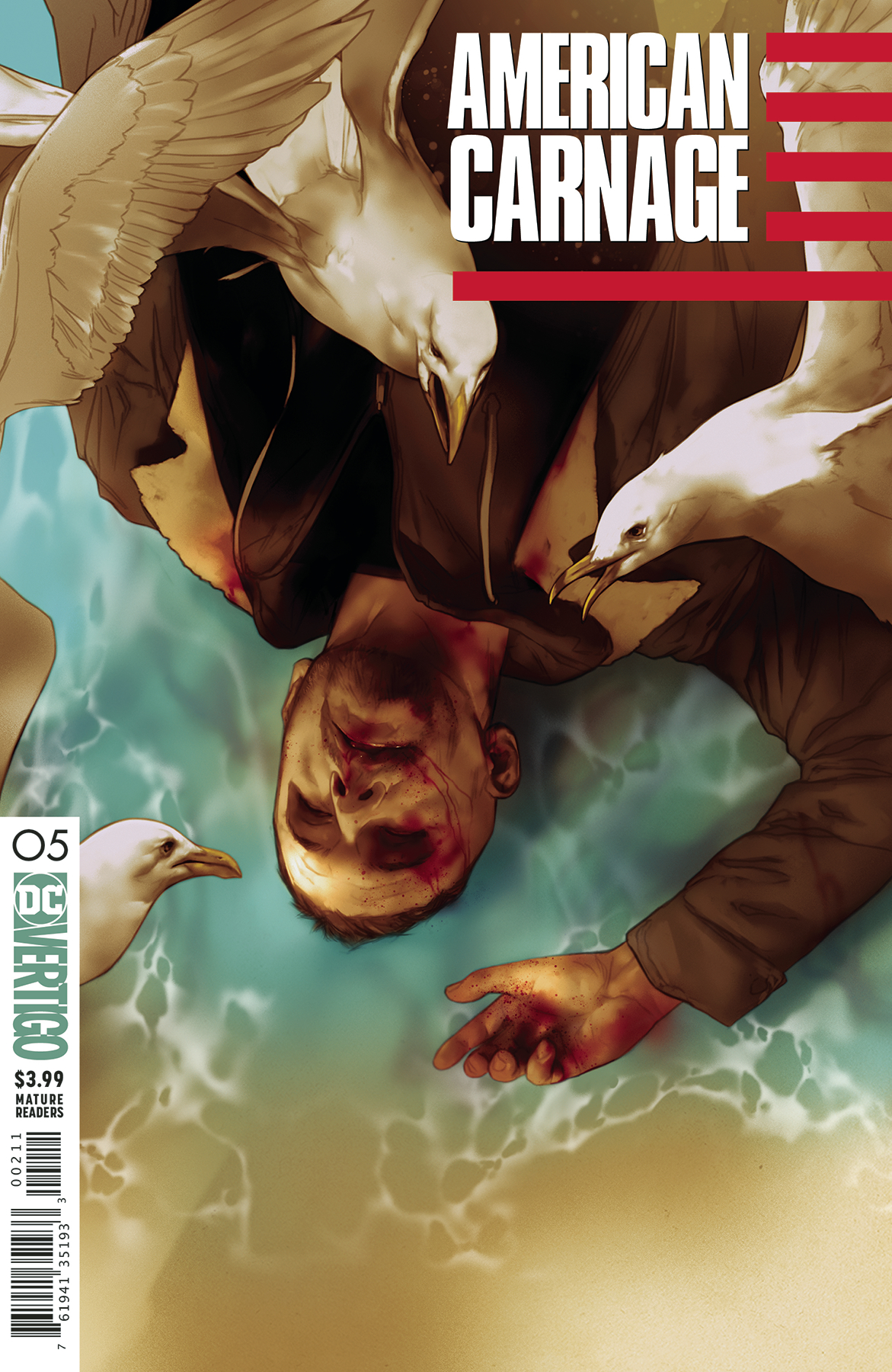 AMERICAN CARNAGE #5 (MR)