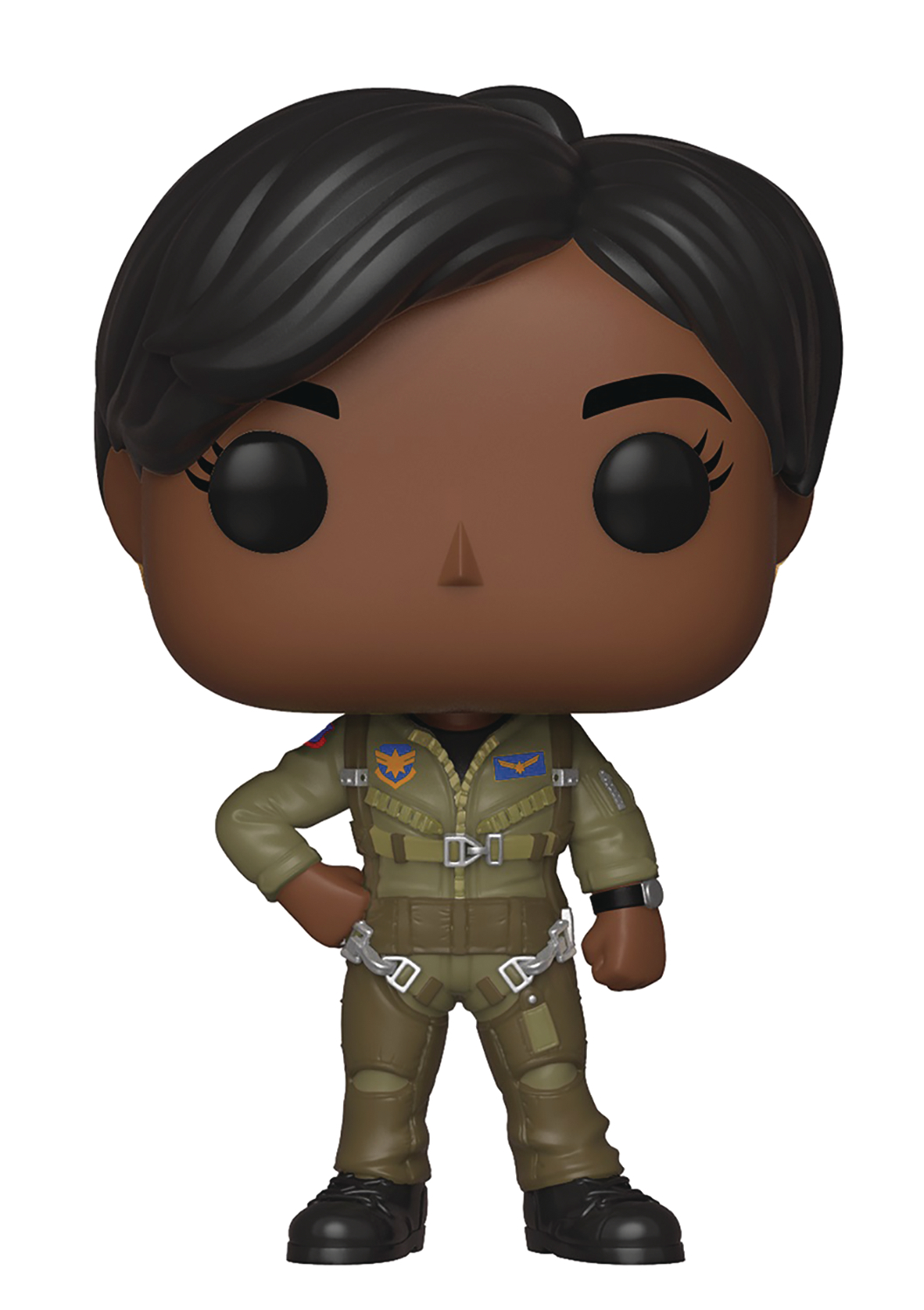 POP MARVEL CAPTAIN MARVEL MARIA RAMBEAU VINYL FIG