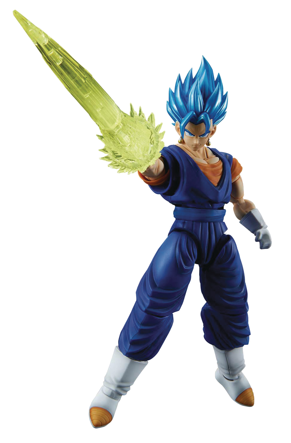 DBZ SUPER SAIYAN GOD SUPER SAIYAN VEGETTO FIG-RISE MDL KIT (